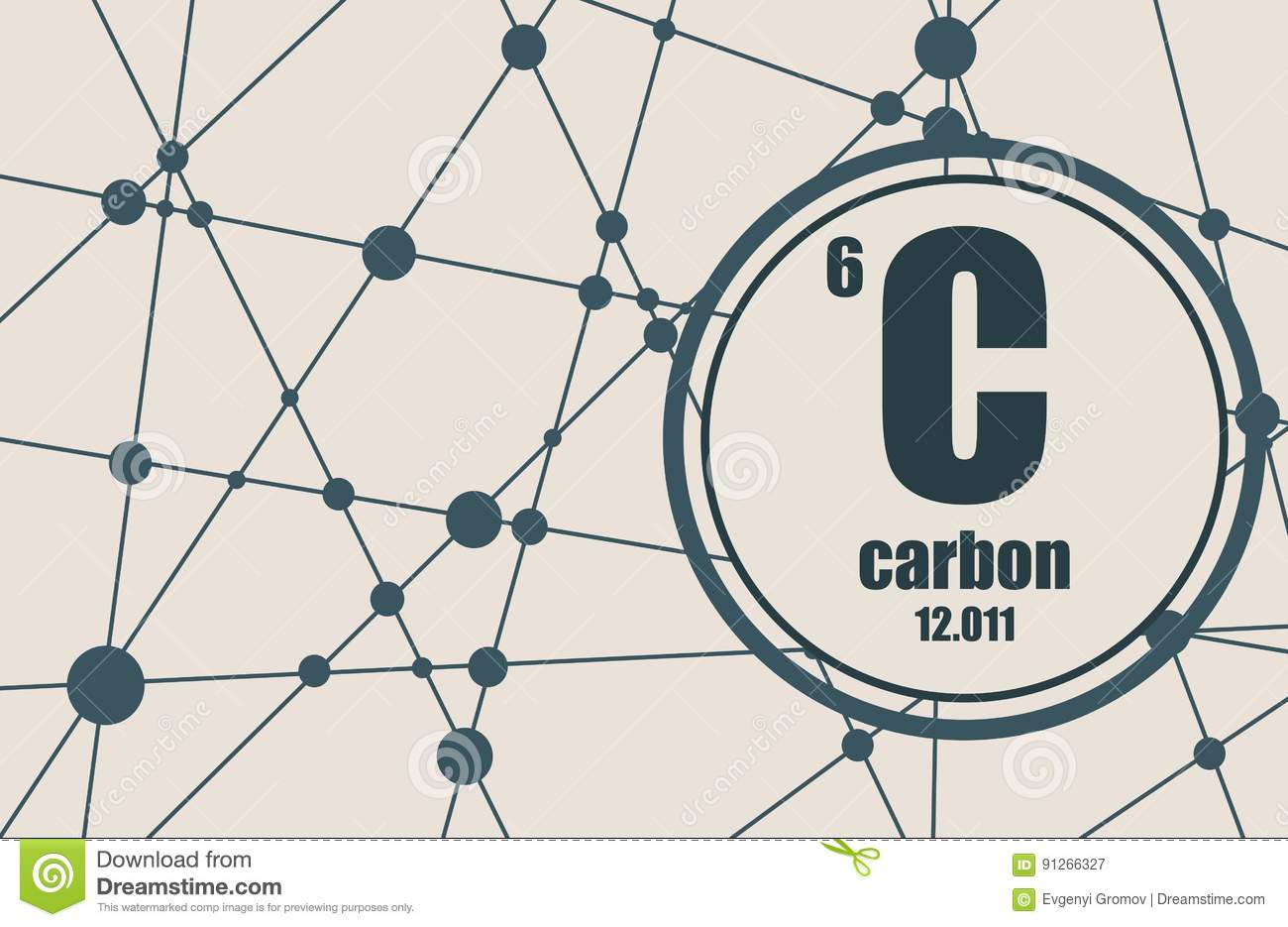 Carbon chemical element stock vector illustration of periodic download carbon chemical element stock vector illustration of periodic 91266327 urtaz Image collections