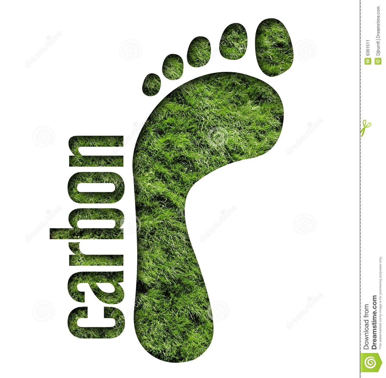 More similar stock images of ` Carbon Footprint `