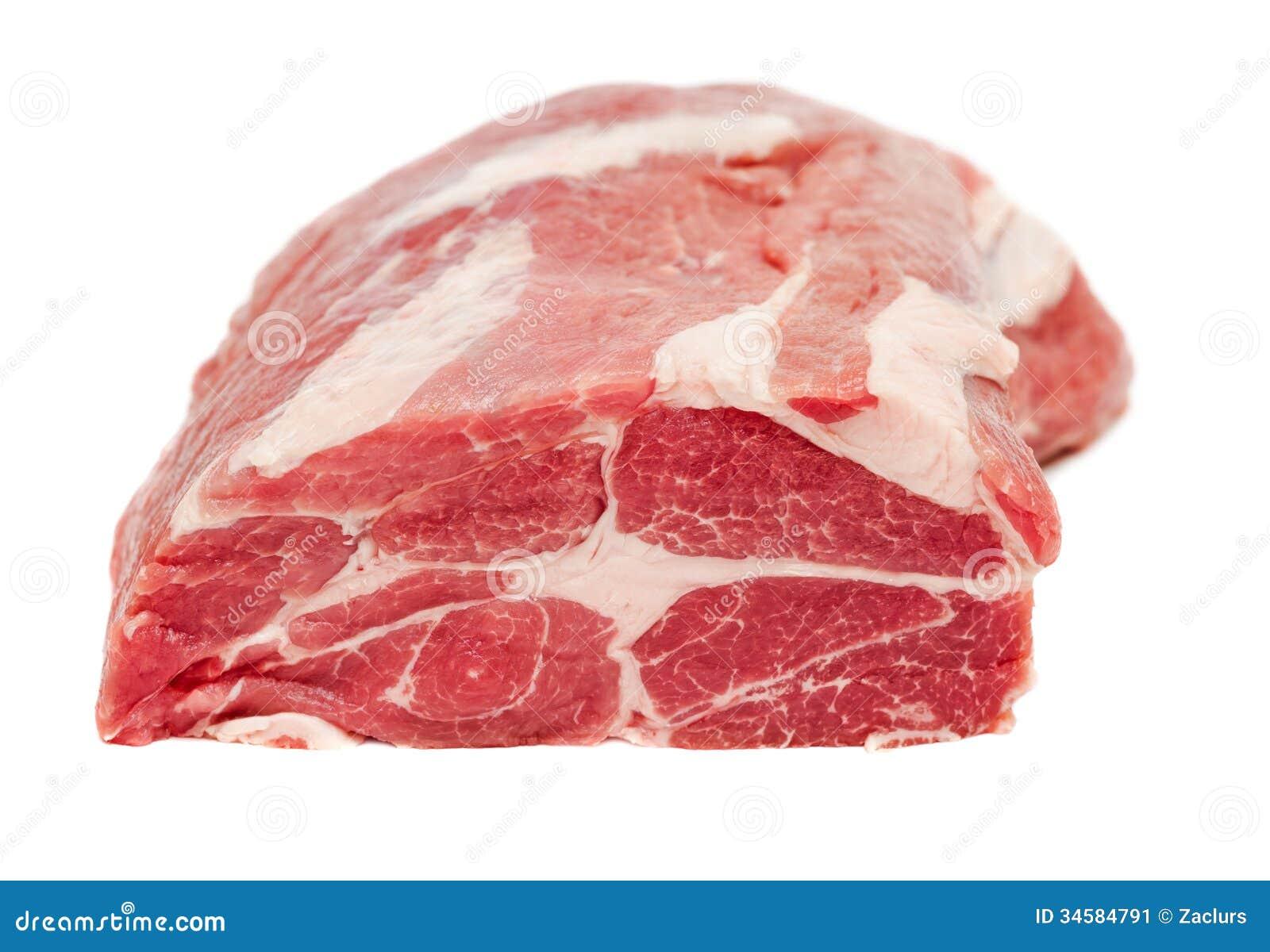 Carbonade de cou de porc image stock image 34584791 - Carbonade de porc grillee ...