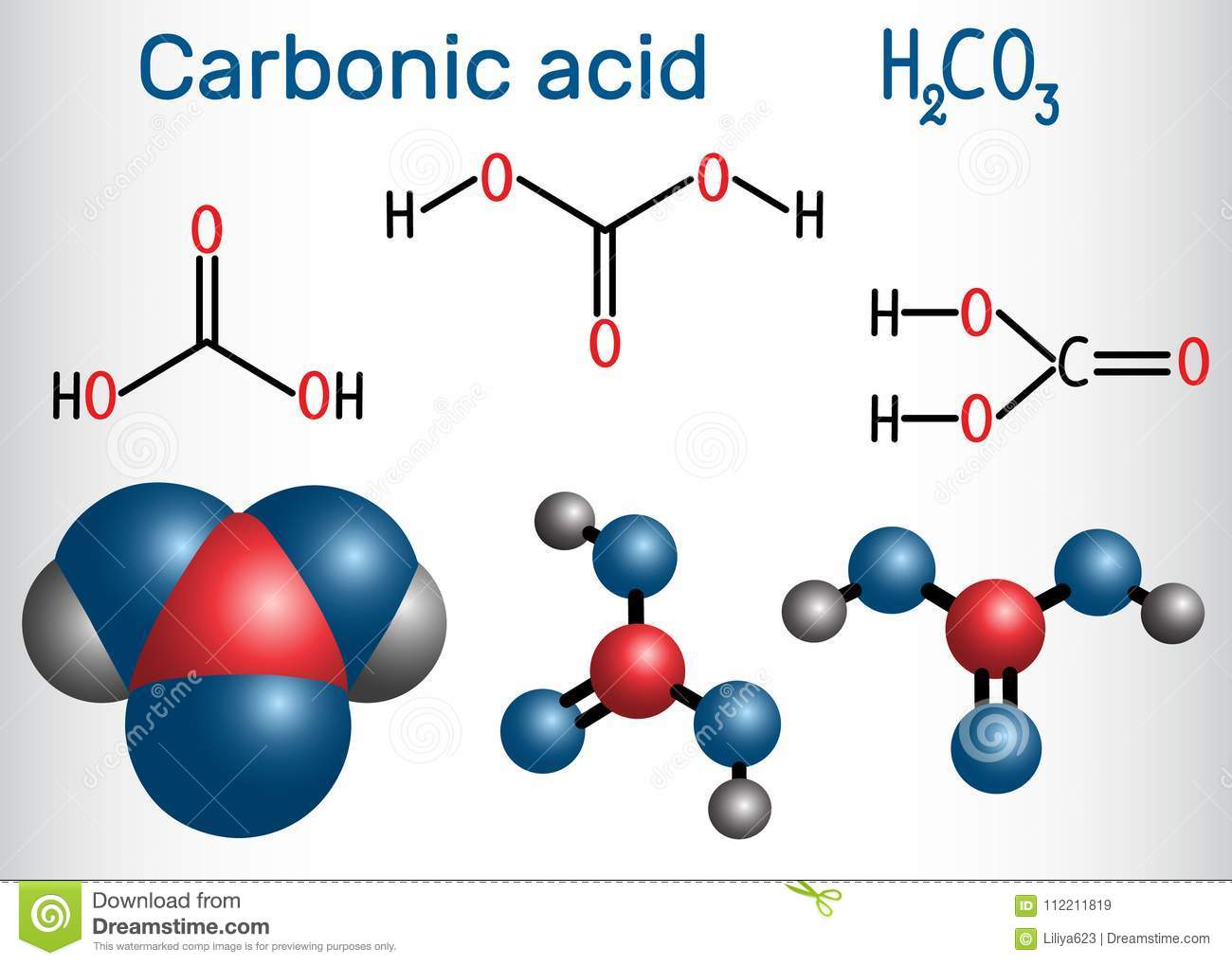 filename:  carbonic-acid-h-co-molecule-also-solution-carbon-dioxide-water-carbonated-water-structural-chemical-formula-112211819 jpg