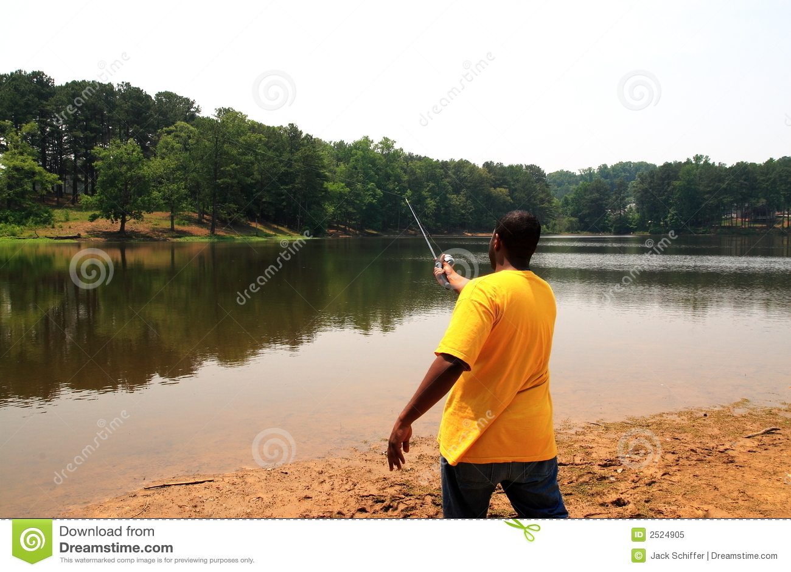 Carcaça do pescador