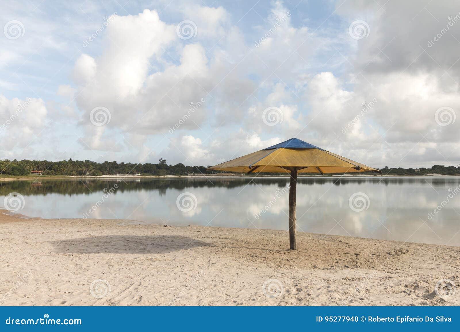 Carcara laguna, Nizia Floresta, RN, Brazylia