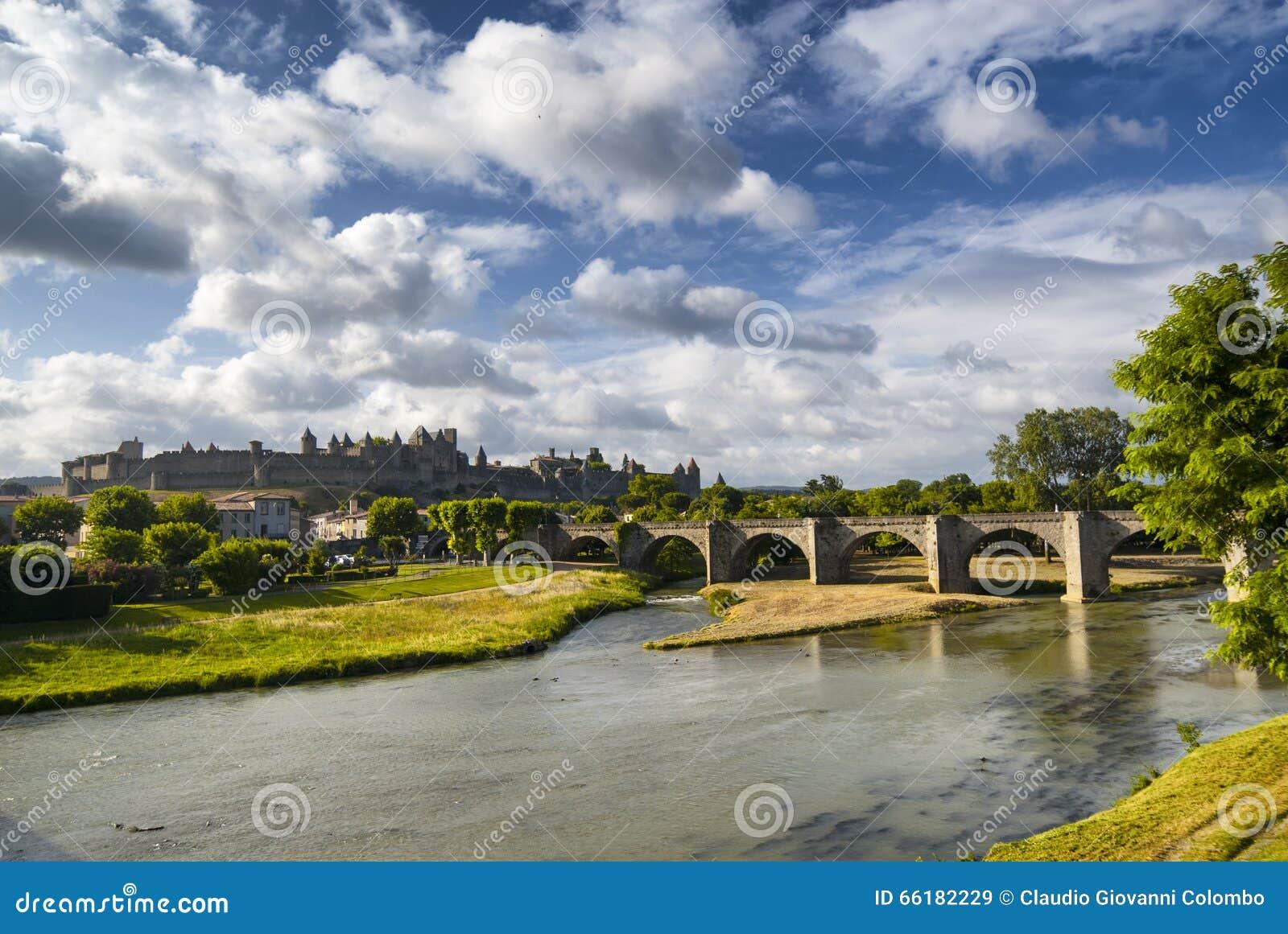 Carcasona (Aude, Francia)