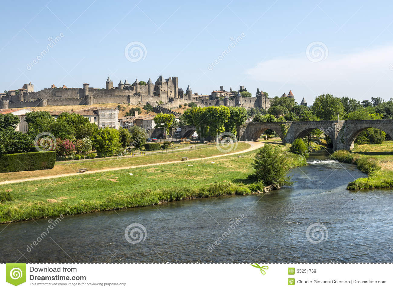 languedoc map with Royalty Free Stock Photos Carcassonne France Aude Languedoc Roussillon Cite Bridge River Summer Afternoon Image35251768 on 4221087369 besides Maps further Vias together with Datei Auvergne in France also Ch agne Ardenne Road Map.