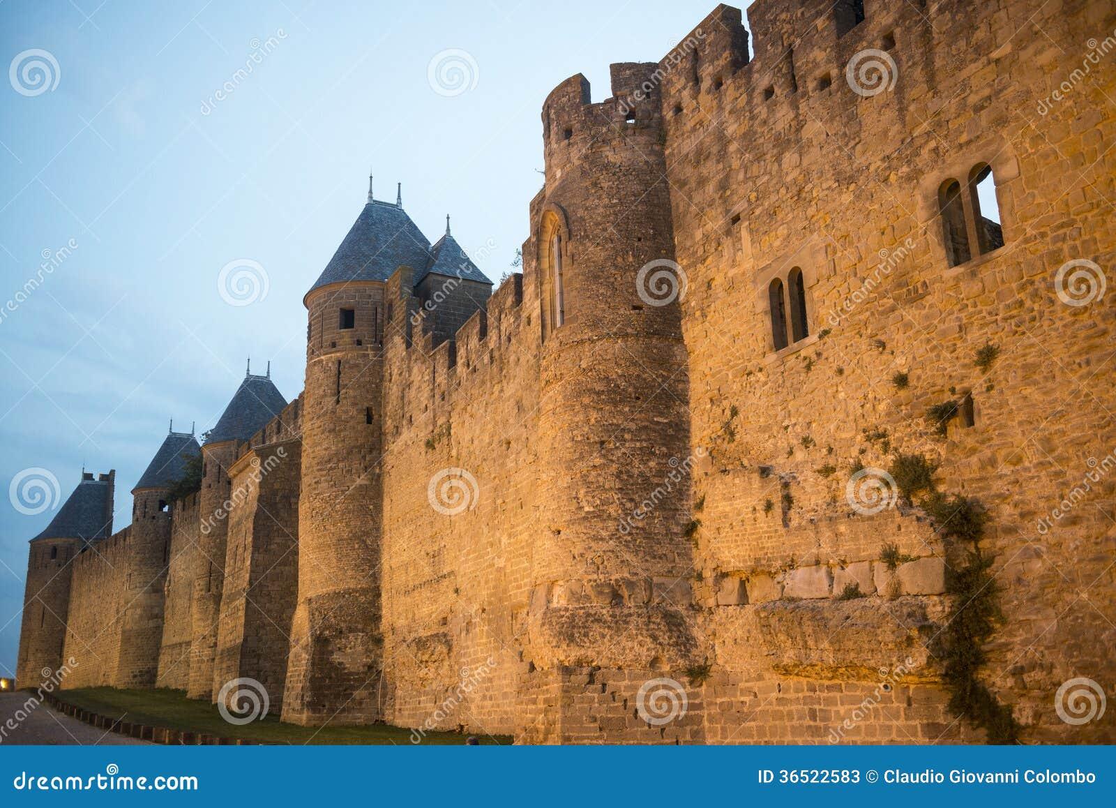 Carcassonne (Frances)