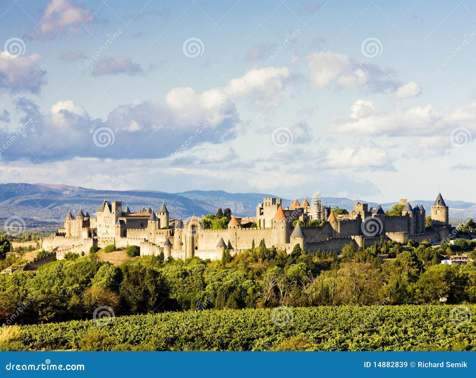 Carcassonne miasto