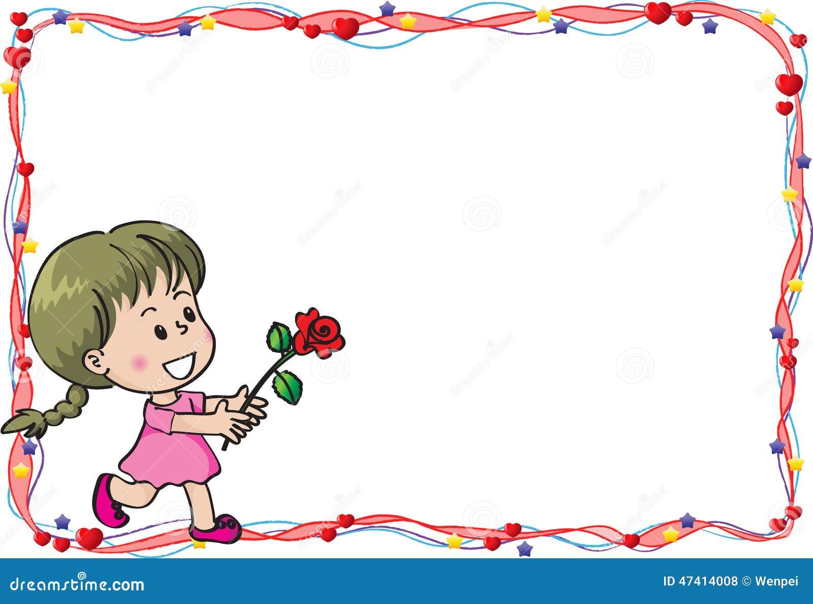 Card border frame stock illustration. Illustration of merry - 47414008