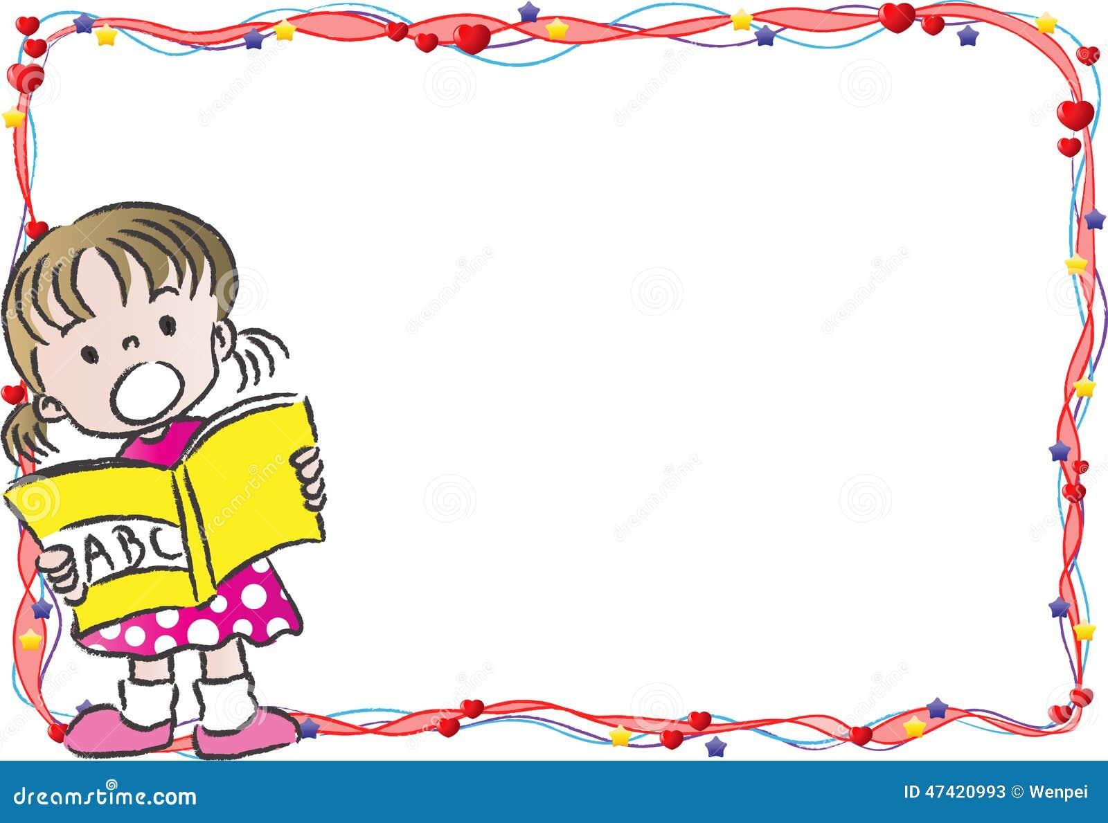 Card border frame stock illustration. Illustration of ...