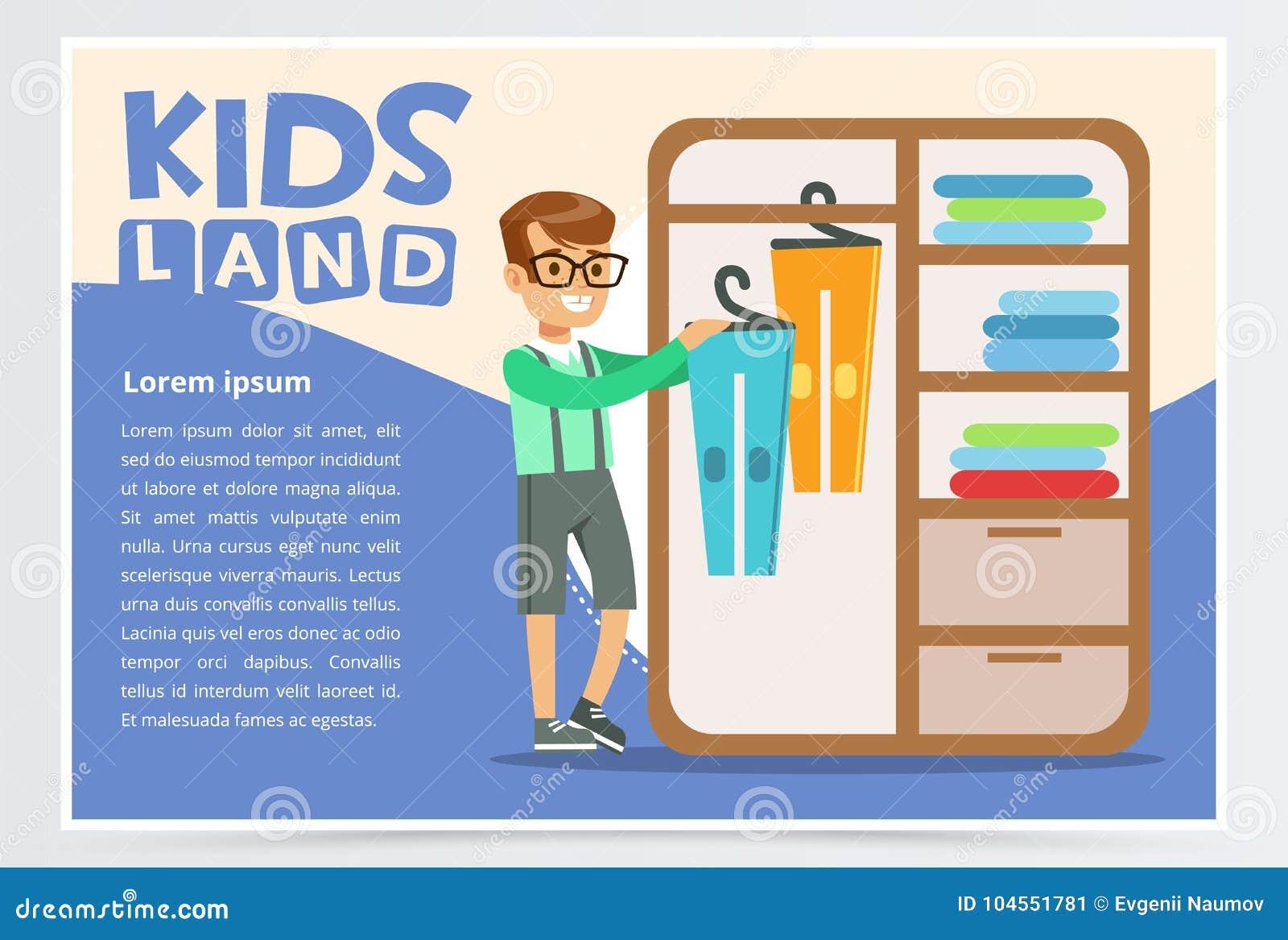 Boy Chores Stock Illustrations 144 Vectors Clipart