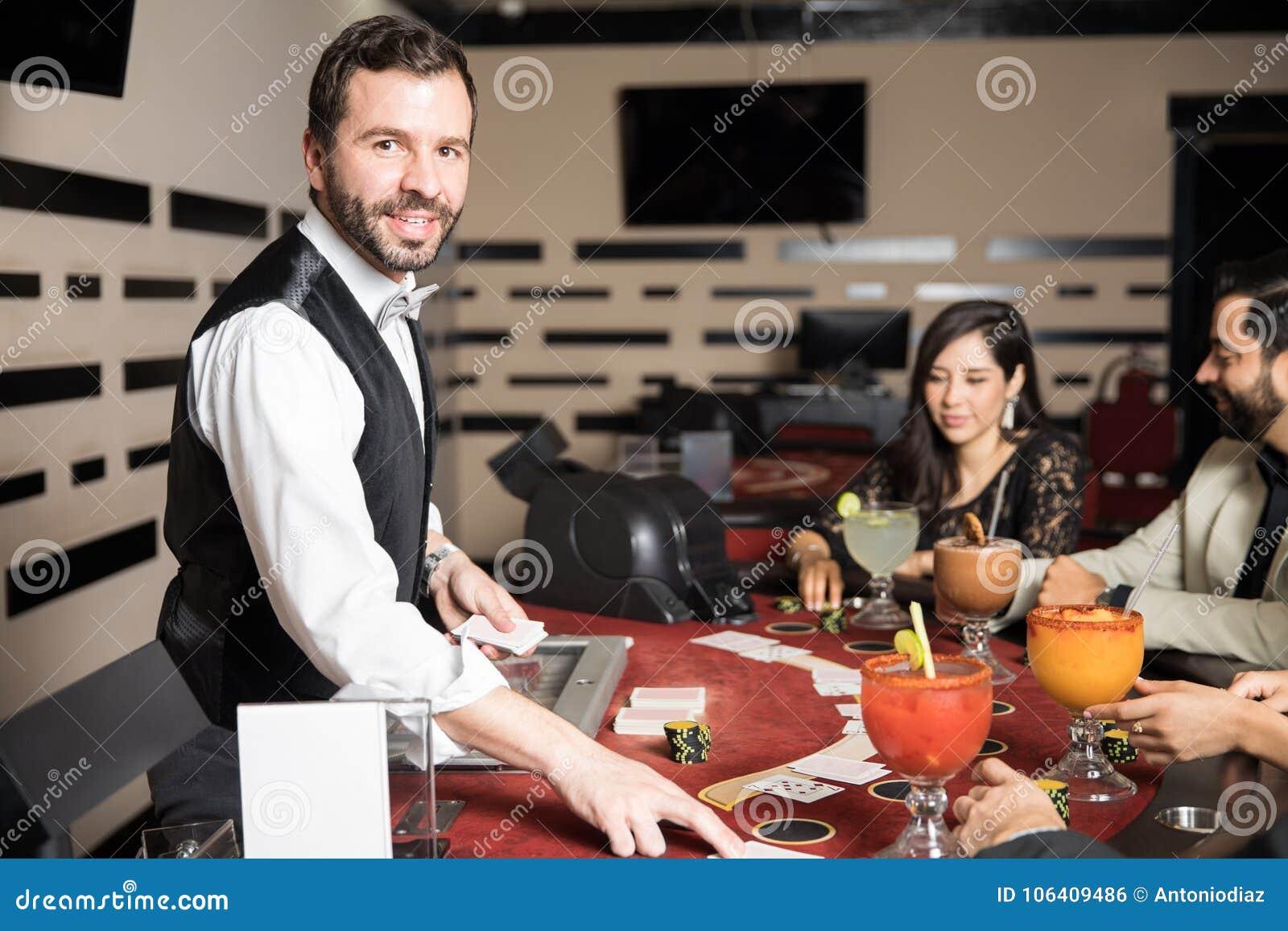 Working At Casino