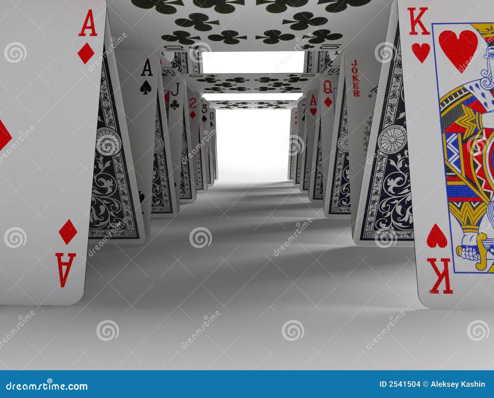 The card house