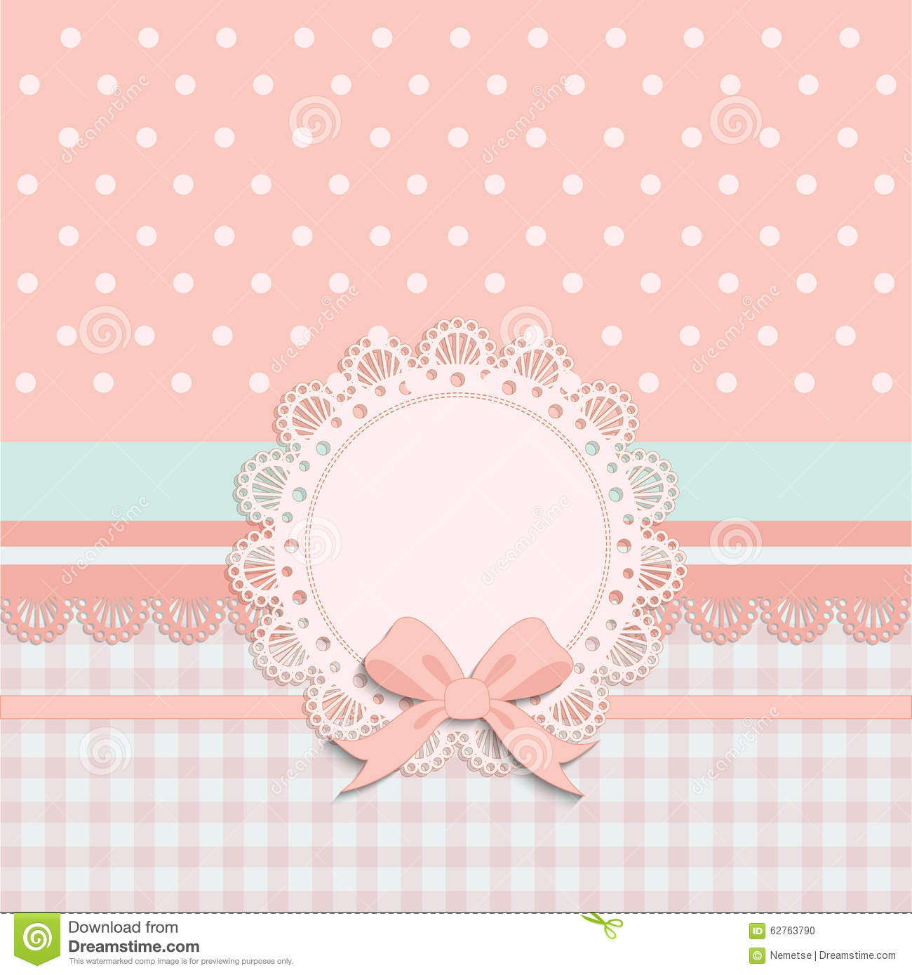 Card for little girls stock vector illustration of illustration royalty free vector download stopboris