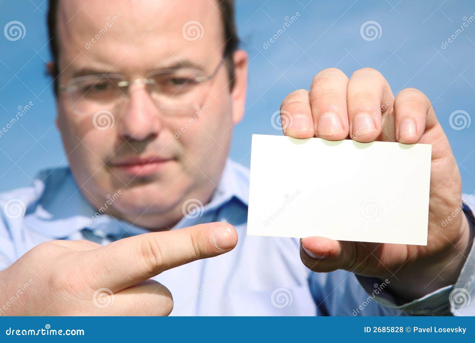 Card mannen