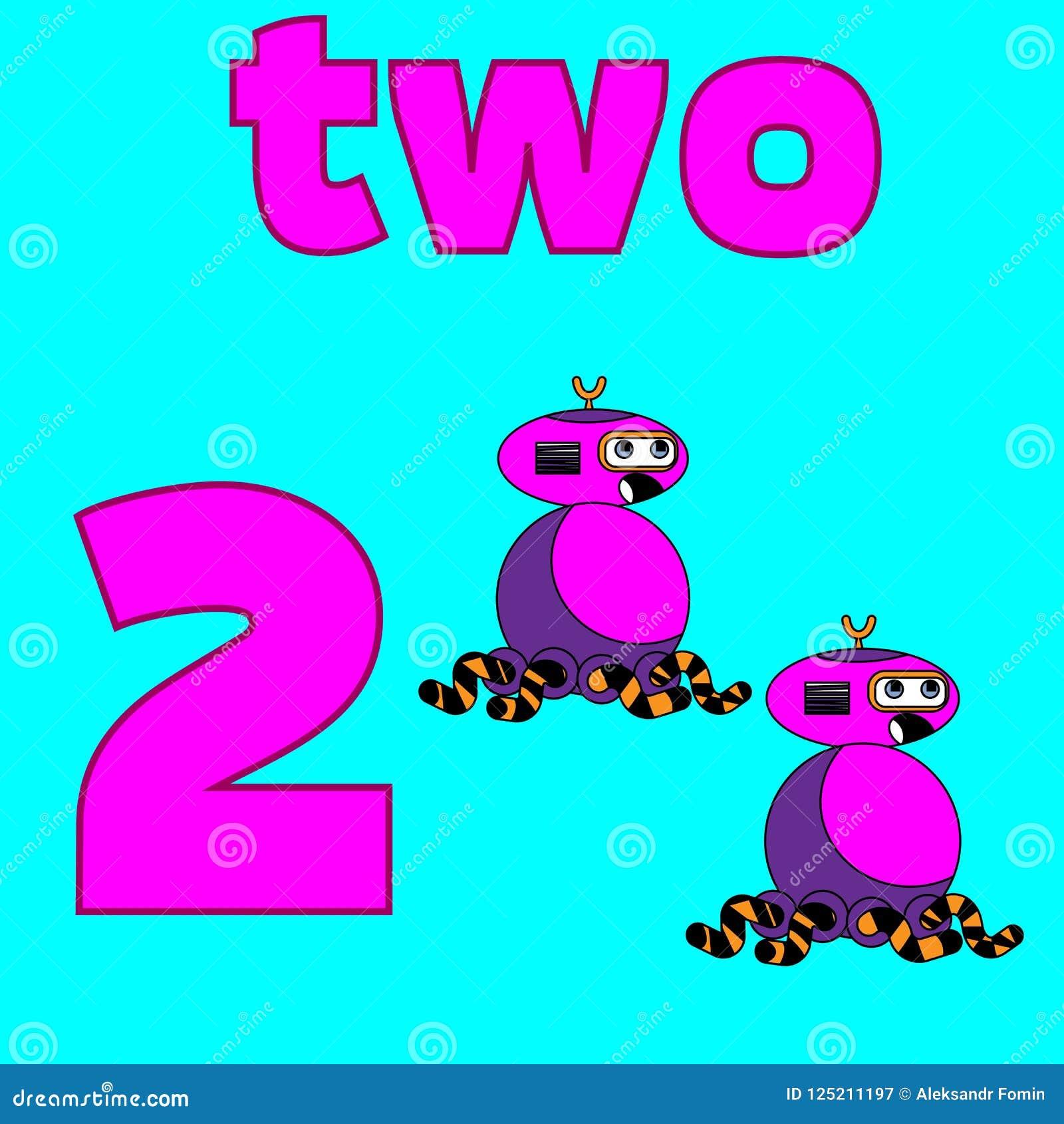 Card Number. Mathematics. Education. Vector Illustration. Worksheet ...
