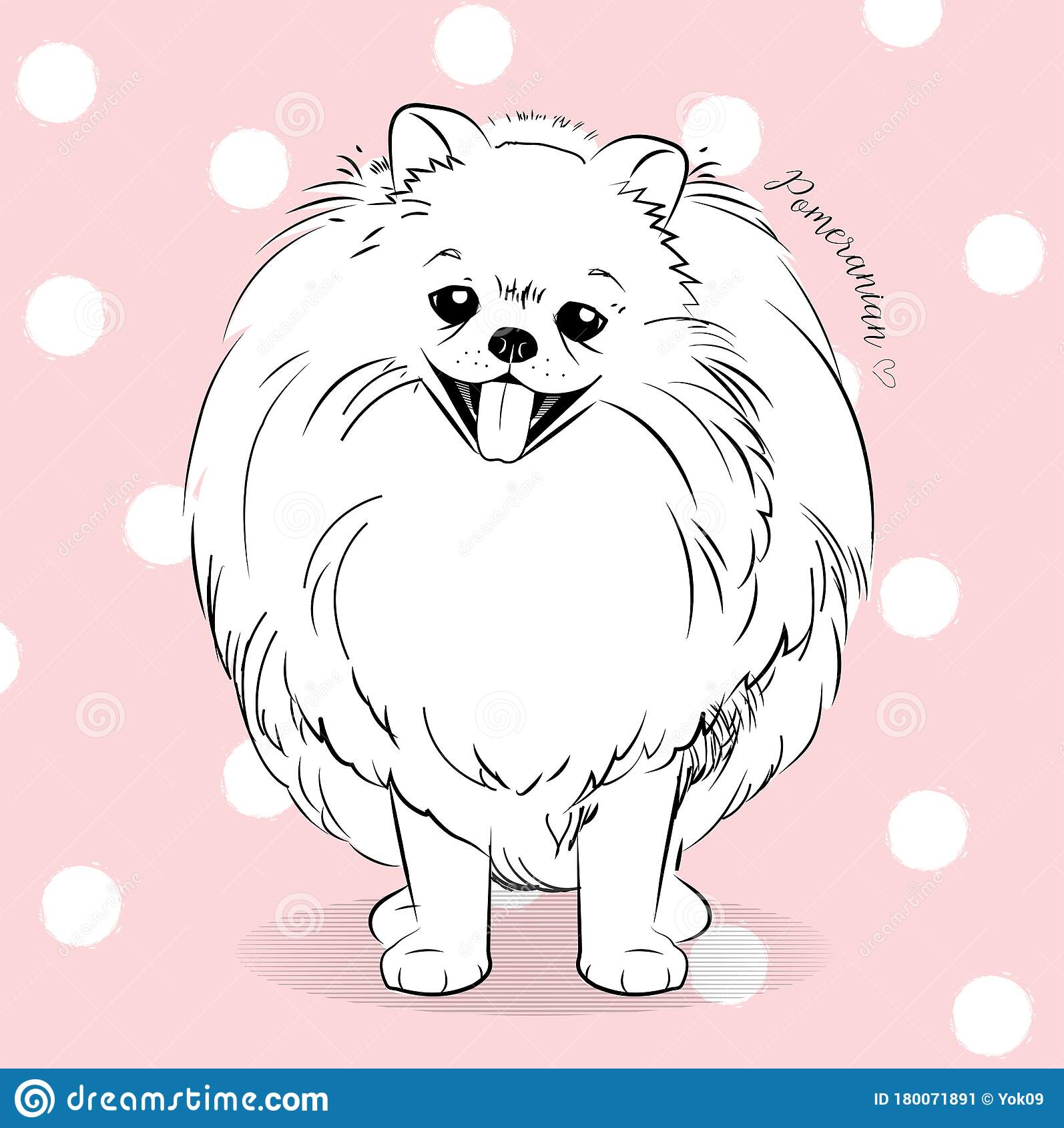 Pomeranian Cartoon Stock Illustrations 842 Pomeranian Cartoon Stock Illustrations Vectors Clipart Dreamstime