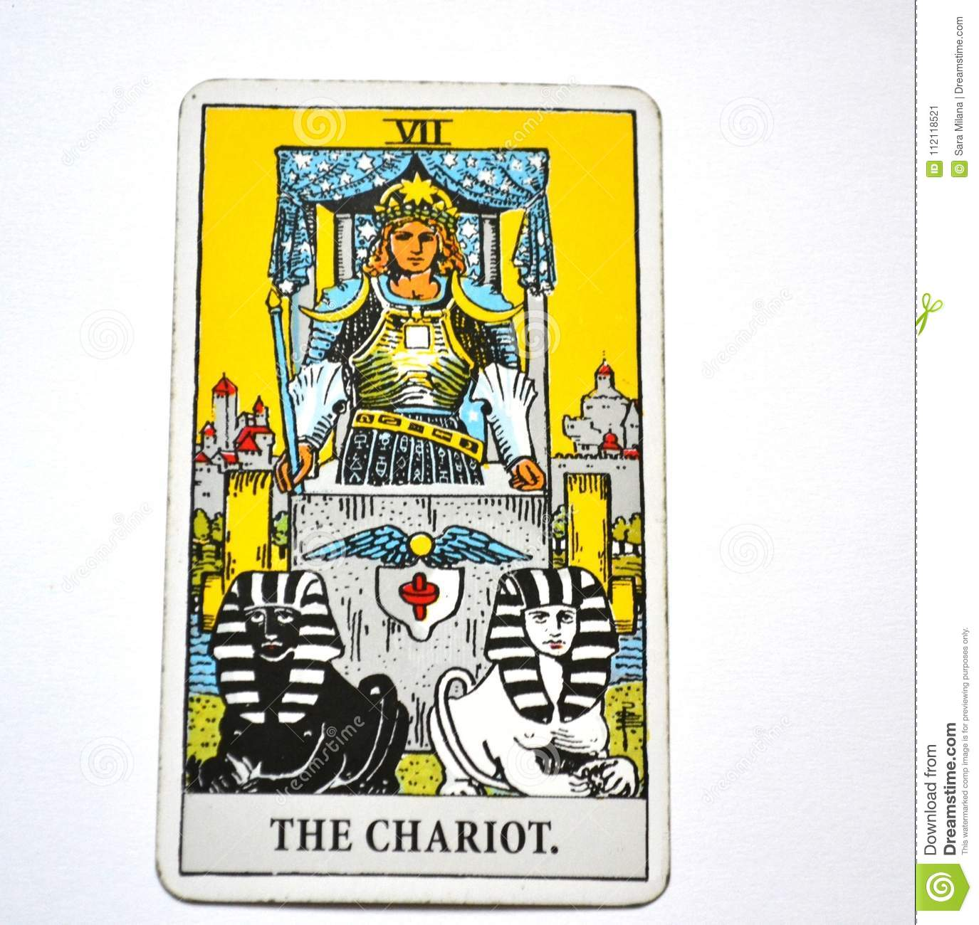 The senior lasso of the Tarot Chariot: meaning. Tarot, Chariot: interpretation in the layouts 75