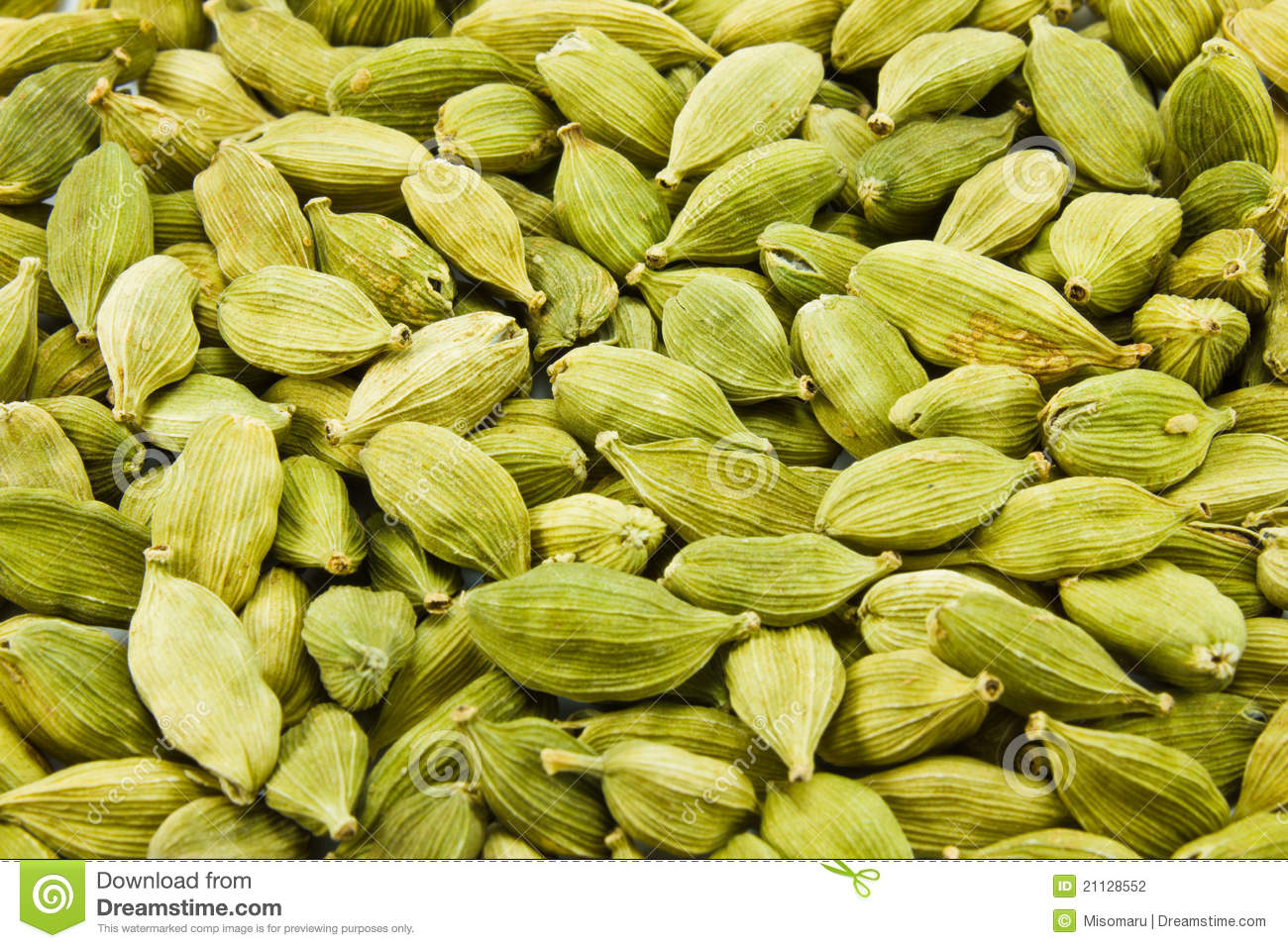 Cardamom Spice Stock Photography - Image: 21128552