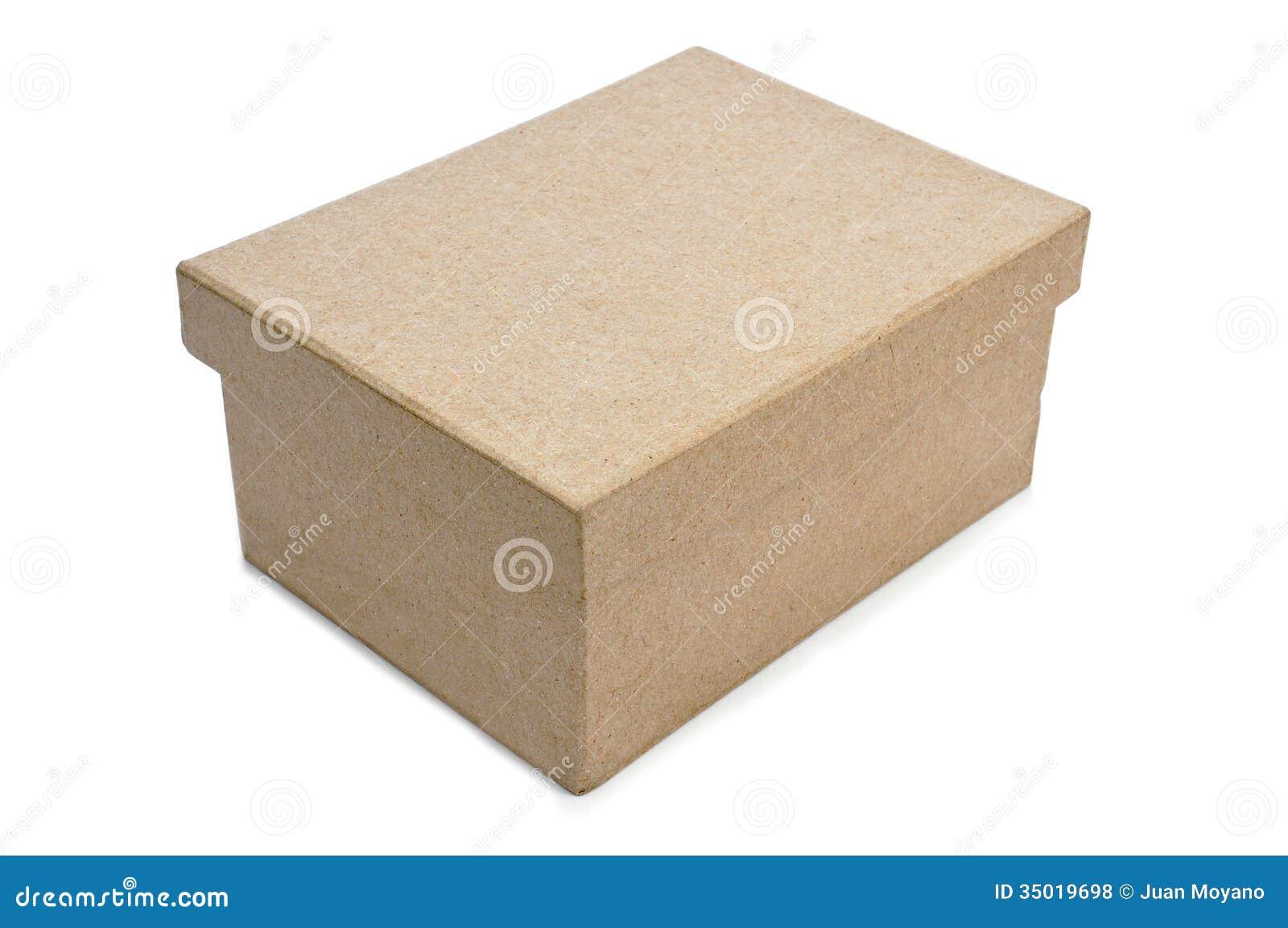 cardboard box royalty free stock photos image 35019698