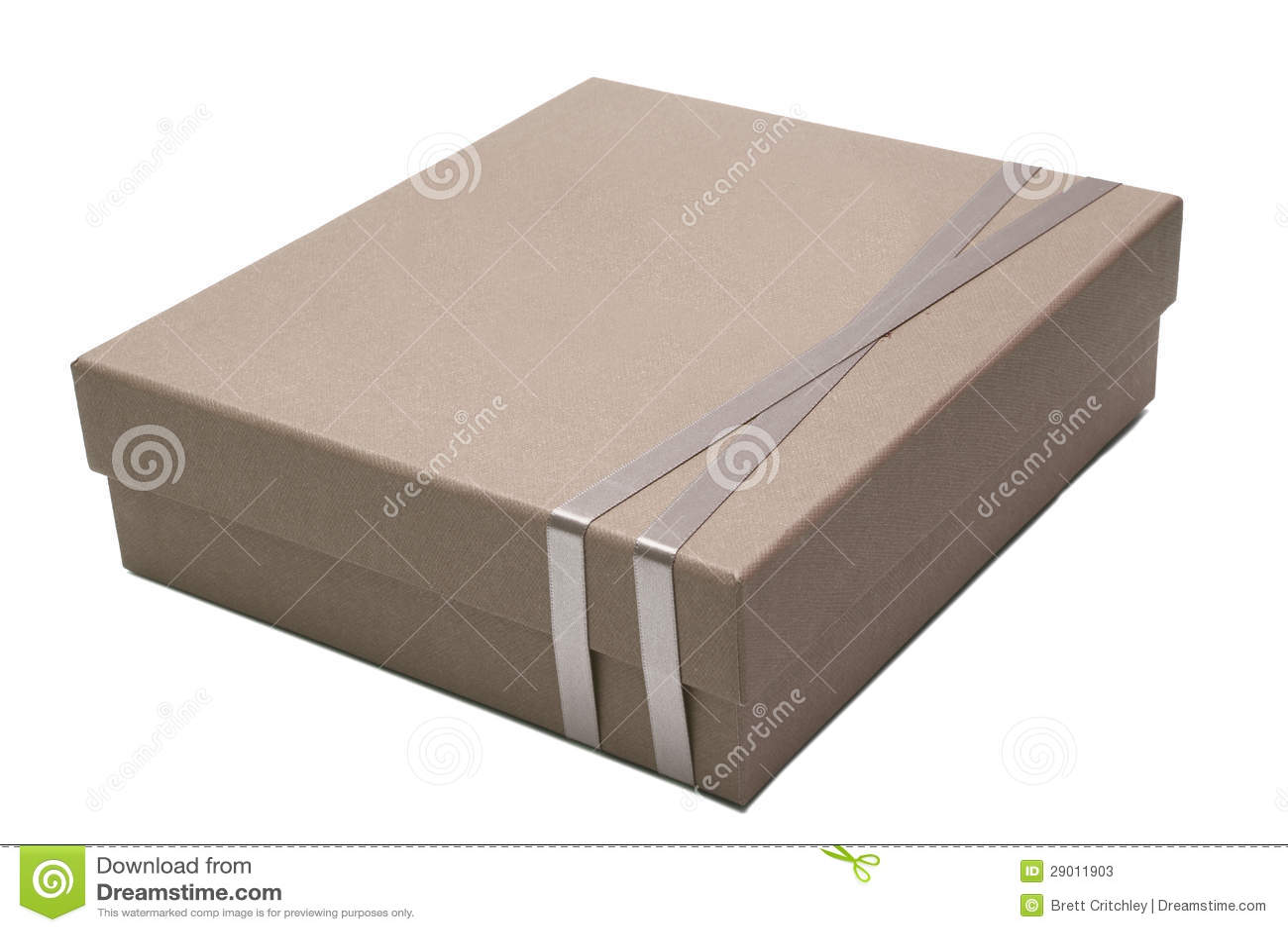 Cardboard Box Parcel Stock Photos - Image: 29011903