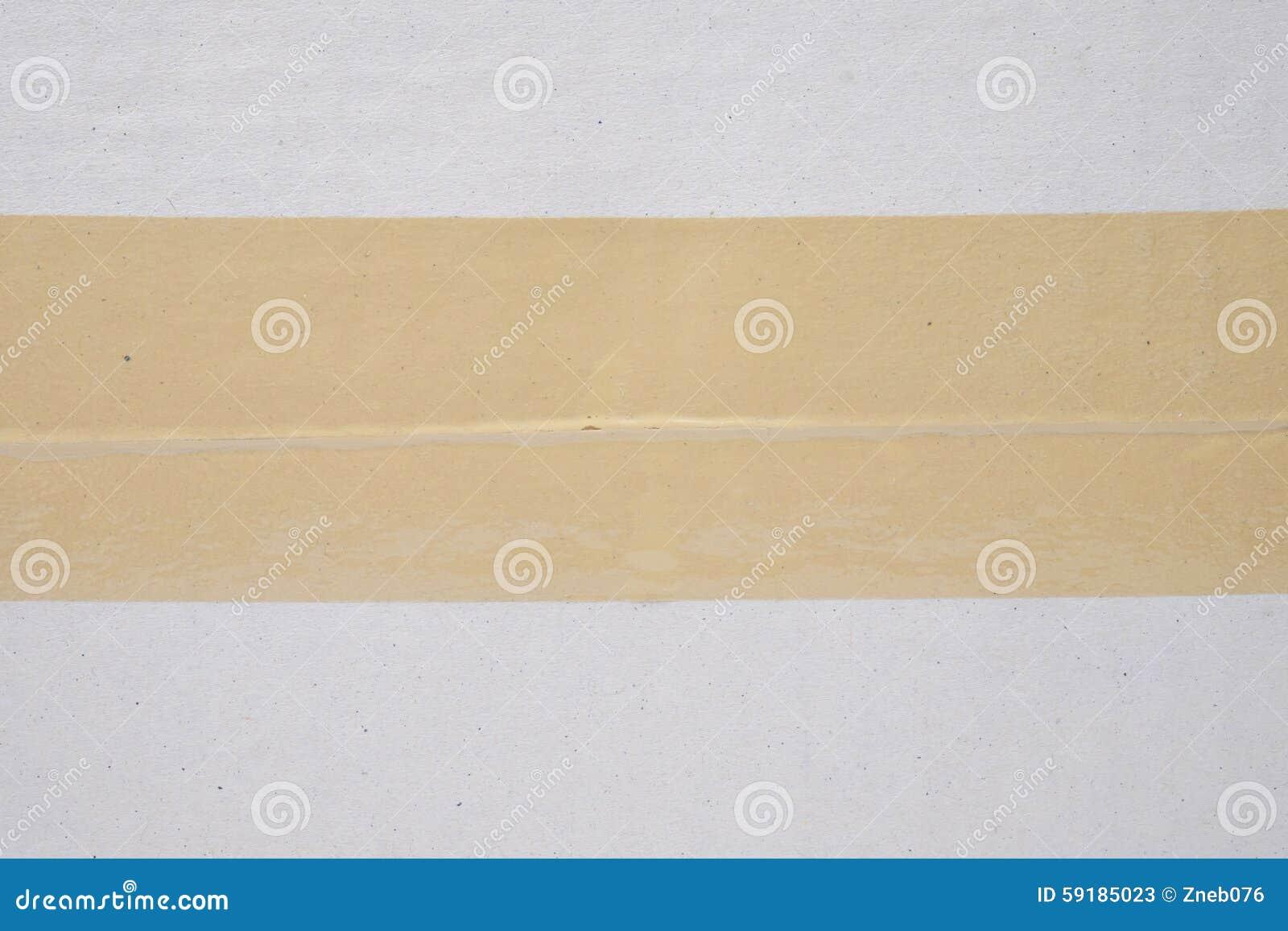Cardboard Box Tape Tex...