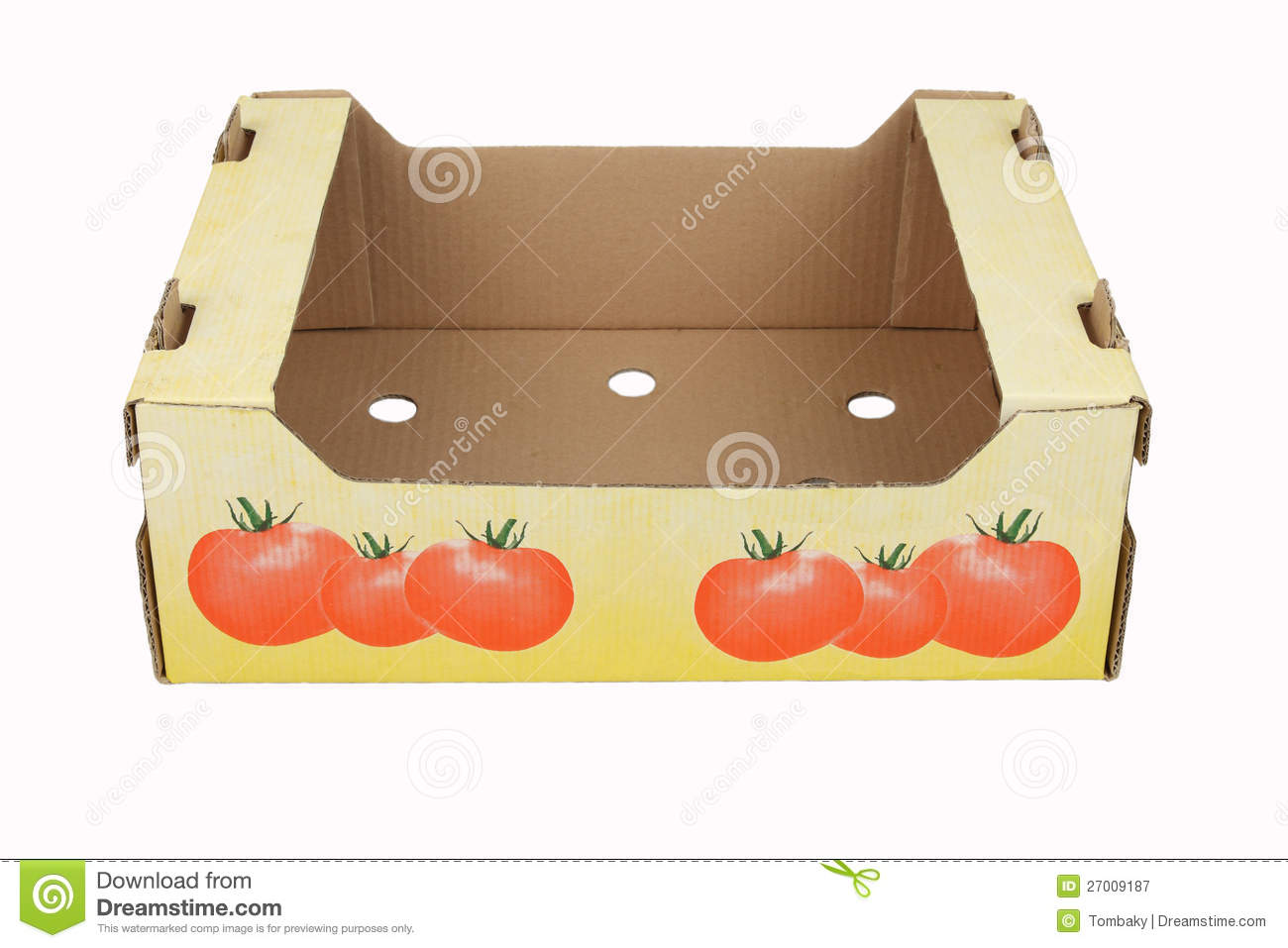 Carton cardboard brown box crate for vegetables, fruit, and things. isolated on white background - buy this illustration on Shutterstock & find other images.