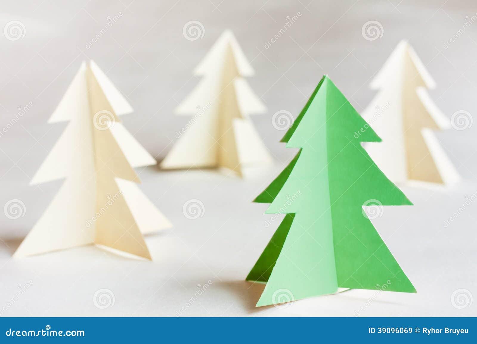 Eco Christmas Trees