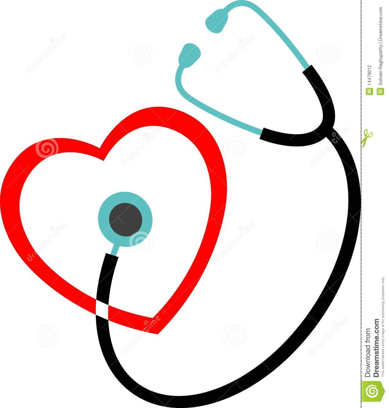 cardiology logo stock vector image of doctor cardiology