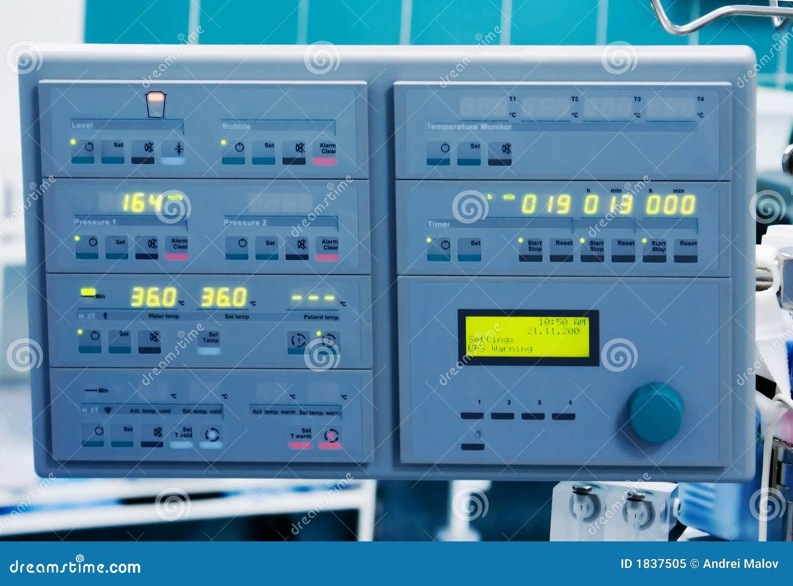 cardiac bypass machine