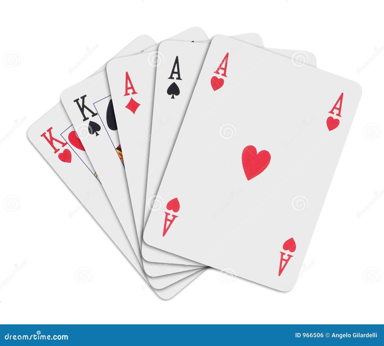 Cards poker
