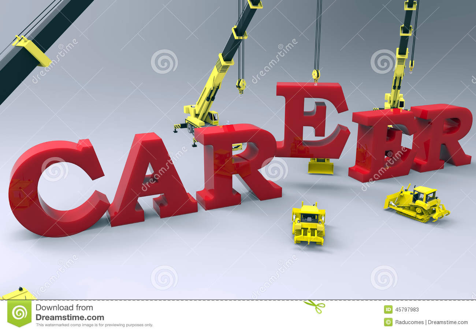 royalty free illustration download career building