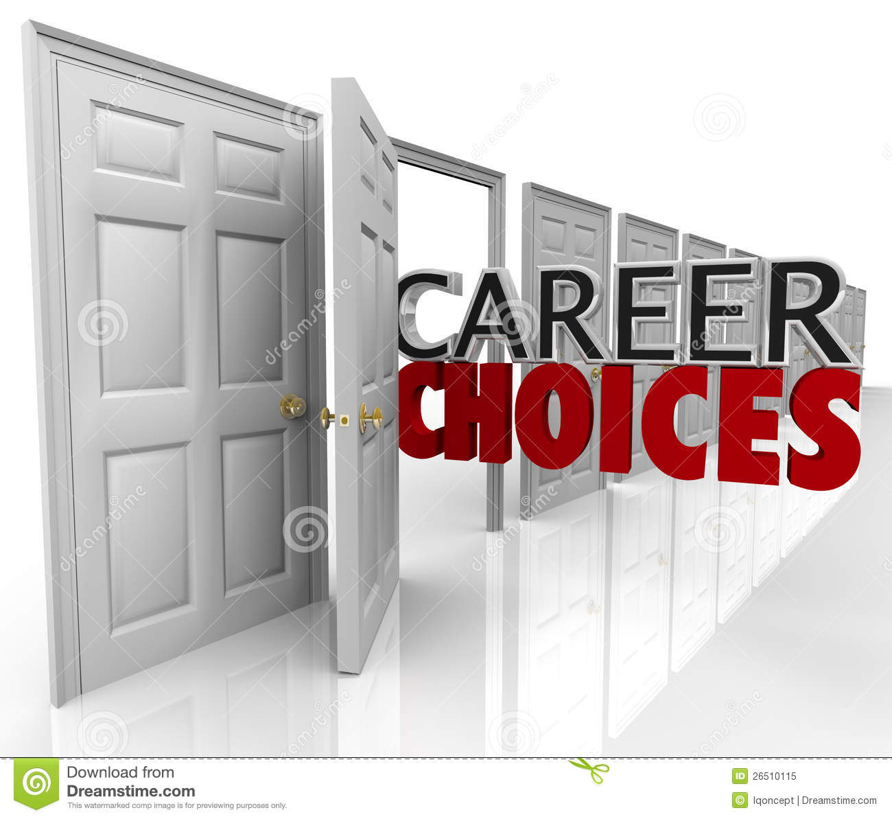 career choices words many doors opportunities jobs royalty career choices words many doors opportunities jobs