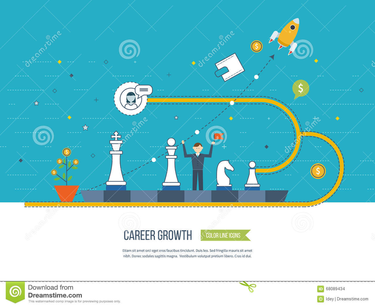 career growth selecting candidates financial strategy concept career growth selecting candidates financial strategy concept stock images