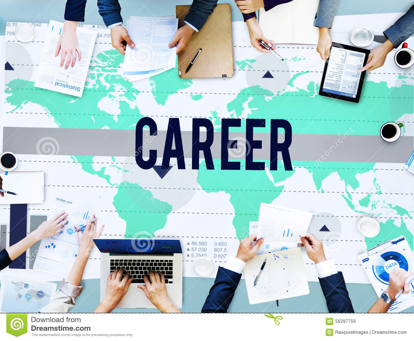 career job occupation business marketing concept stock photo career job occupation business marketing concept