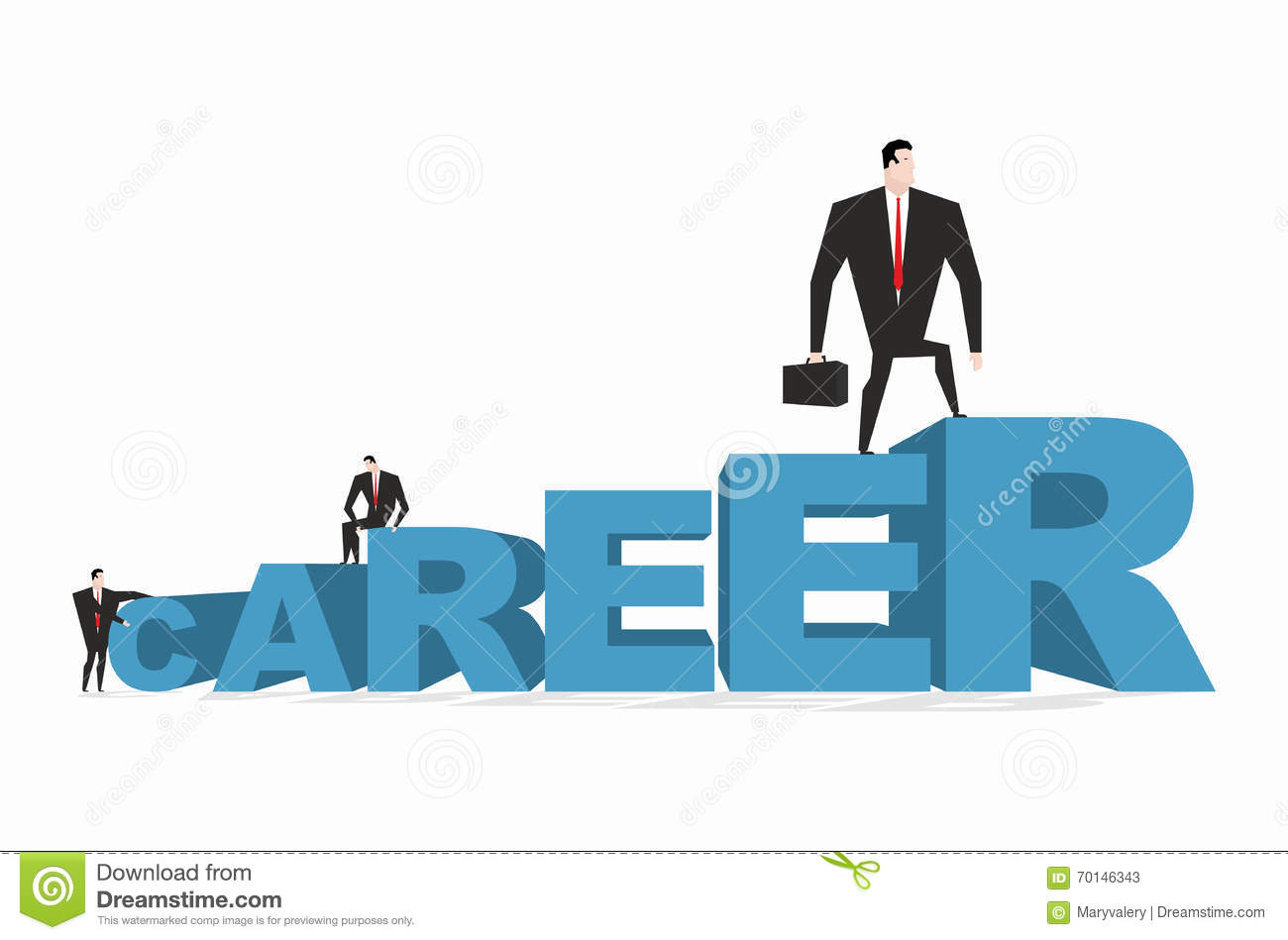 businessman career promotion stock photo image  career ladder career achieve improve on job businessman goes stock photos