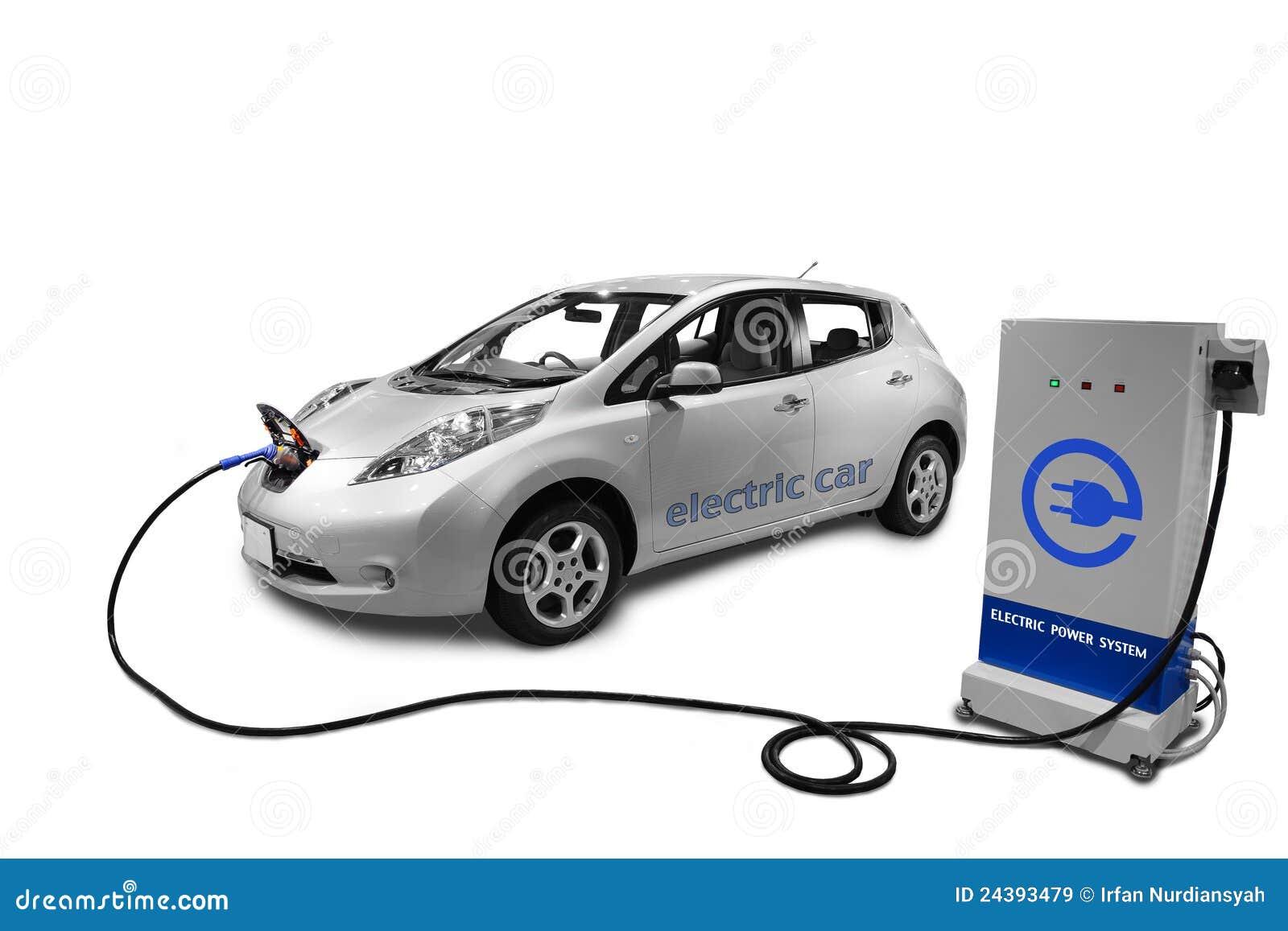 Carga del coche eléctrico