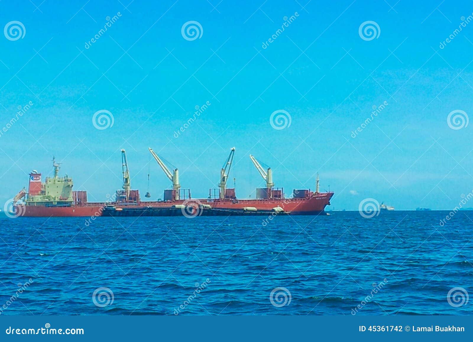 Cargaison 5 de navire