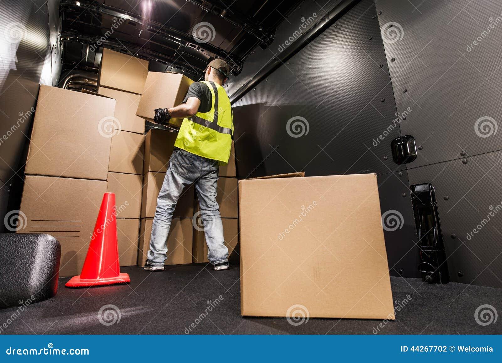 Cargo范Loading
