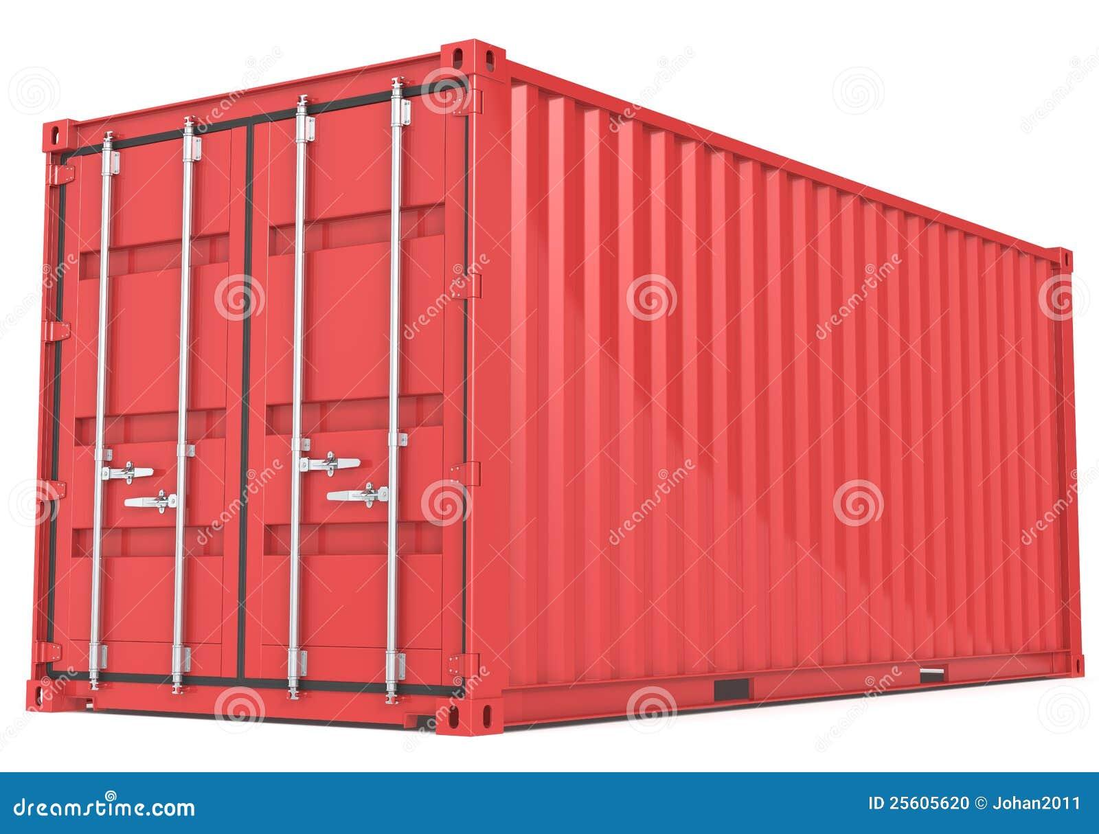 cargo container ...
