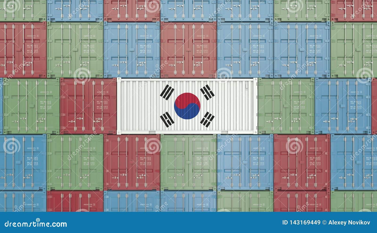 Korean import.