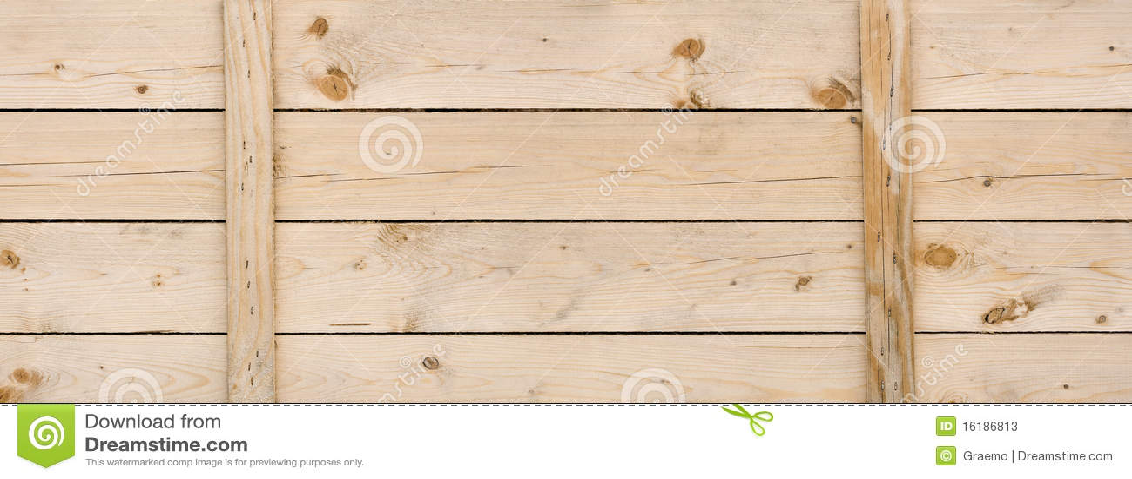 Texture Of Wooden Cargo Crate