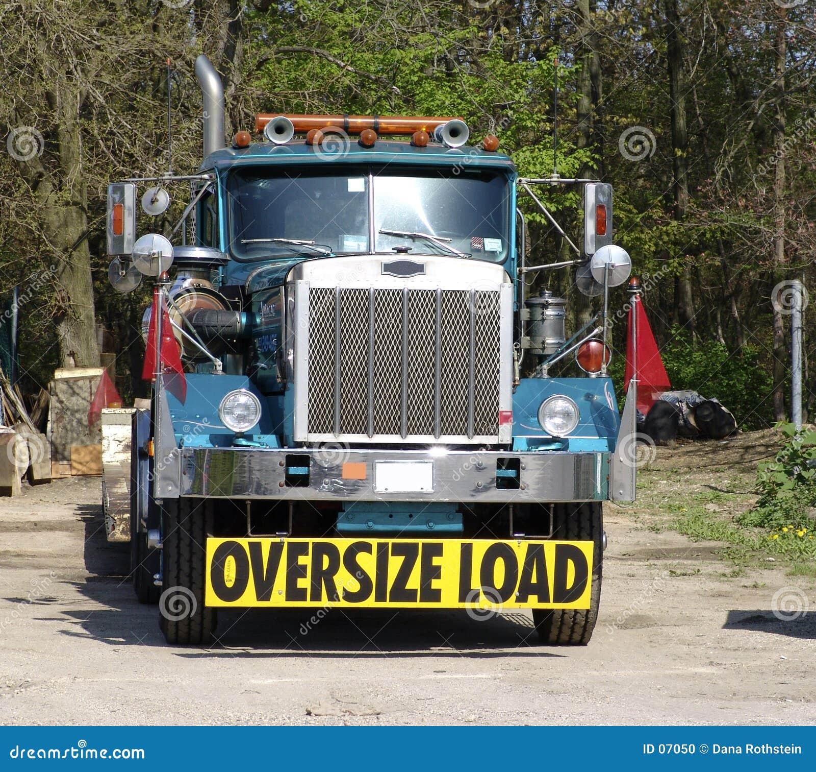 Cargo de gran tamaño