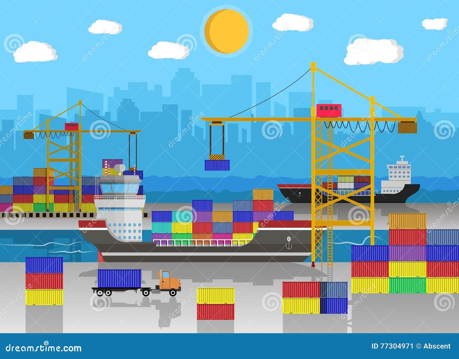 unloads cartoons  illustrations   vector stock images 22 Front View Semi Truck Clip Art Semi Truck Driver Clip Art