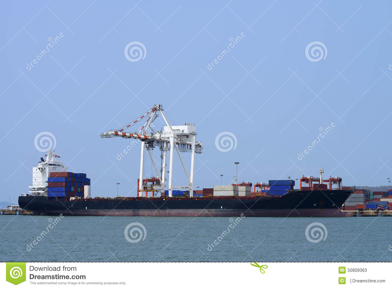 a description of containerization which means the use of containers in the transport of goods Containerization meaning containerization is a system of intermodal freight transport using intermodal containers goods would be loaded onto a.