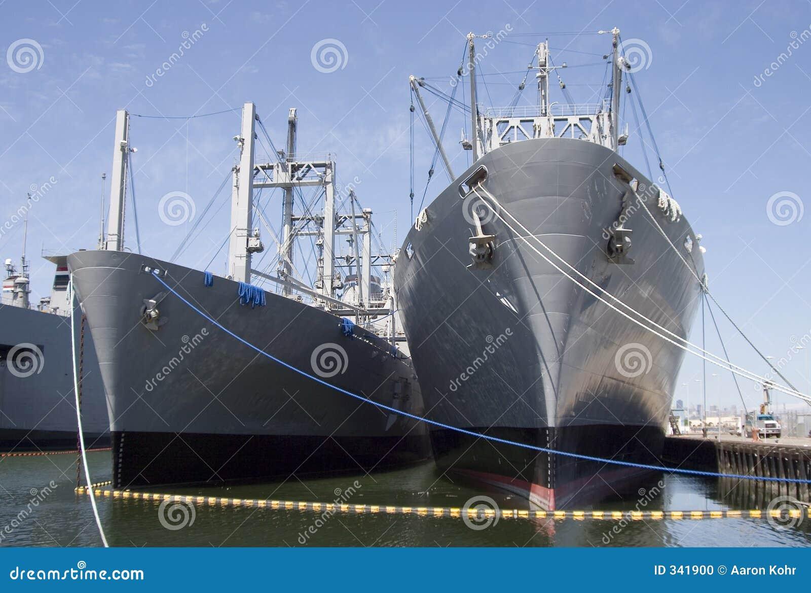 Cargo Ships 3
