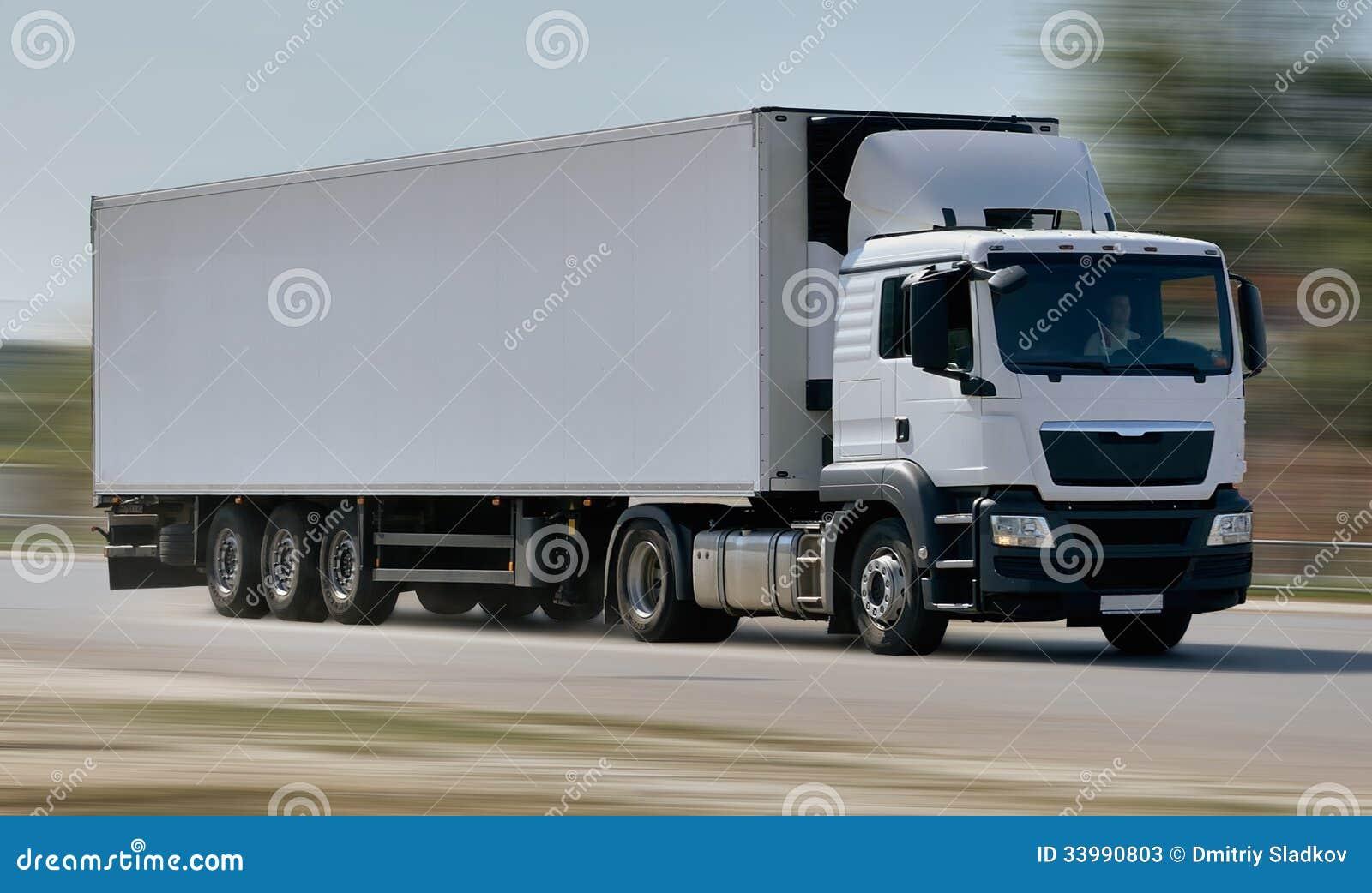 Cargo Truck Stock Photos - Image: 33990803