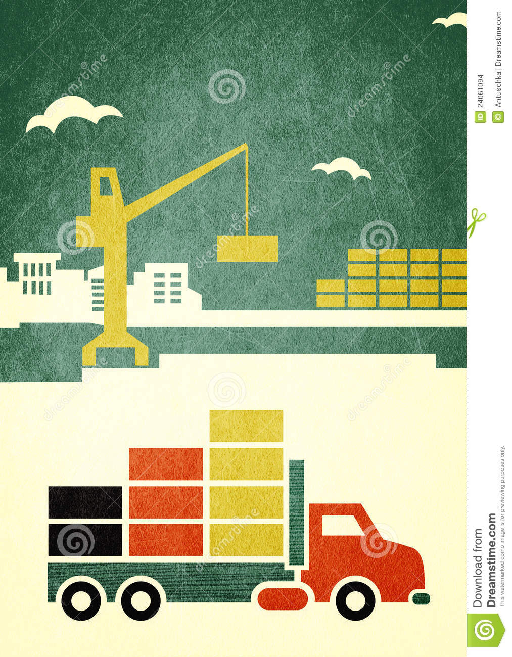cargo truck graph 24061094 cargo truck graph stock illustration illustration of diagram 24061094