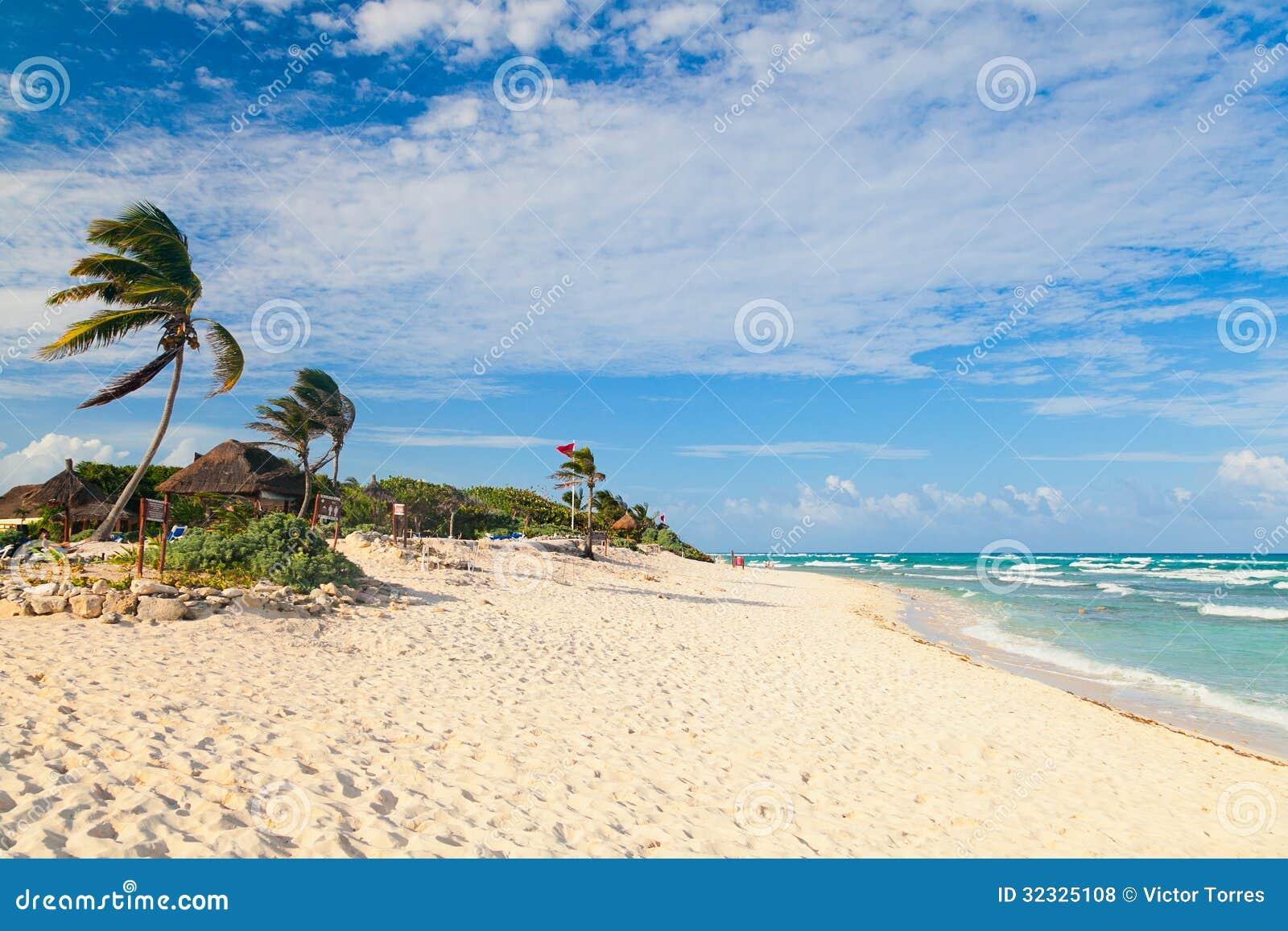 Caribbean Beach Royalty Free Stock Photos - Image: 32325108