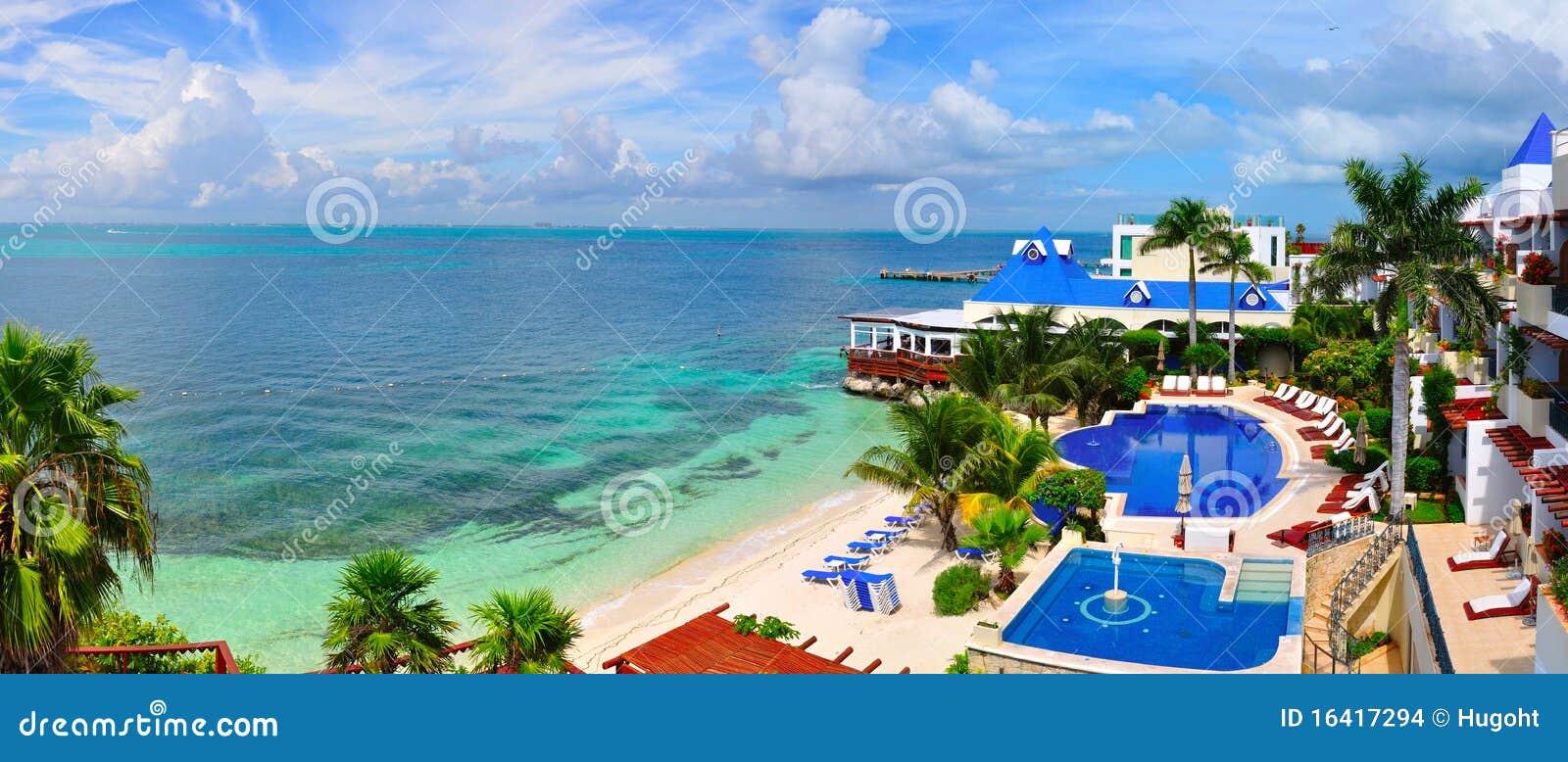 Caribbean Beach Resort Mexico