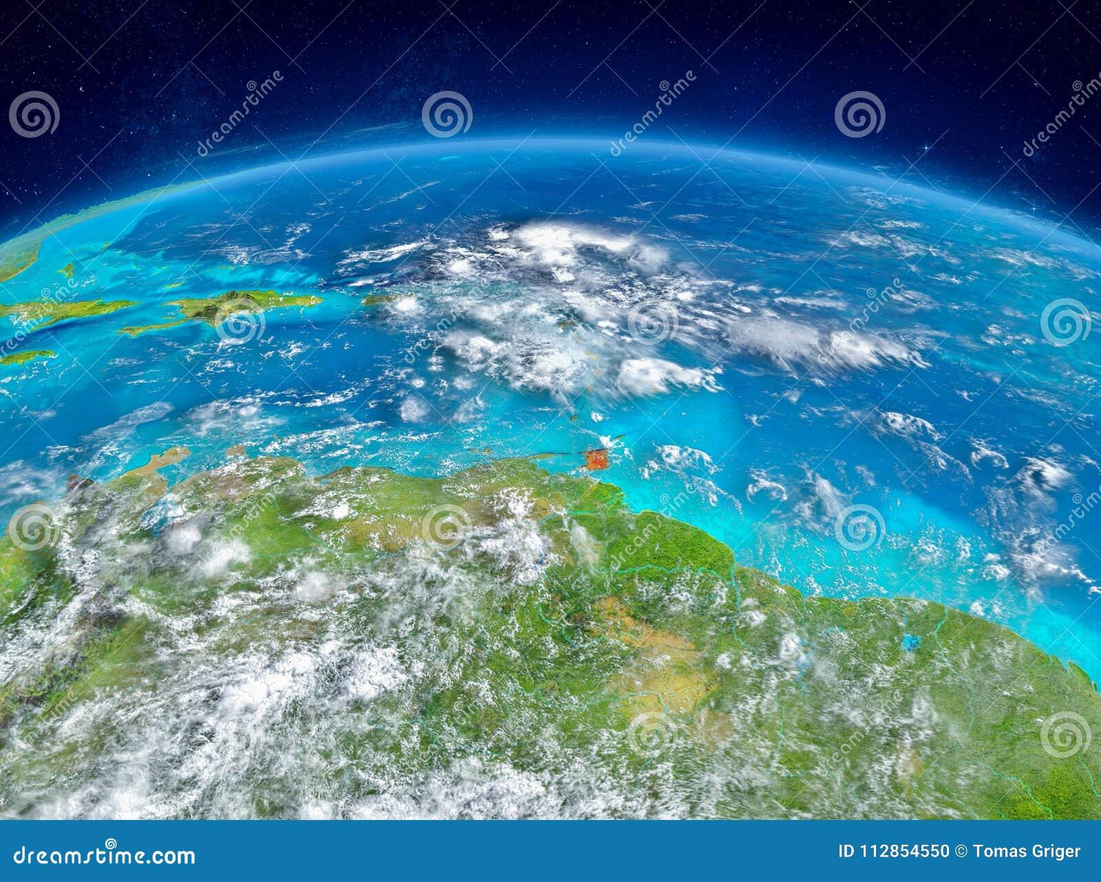 Caribbean on Earth