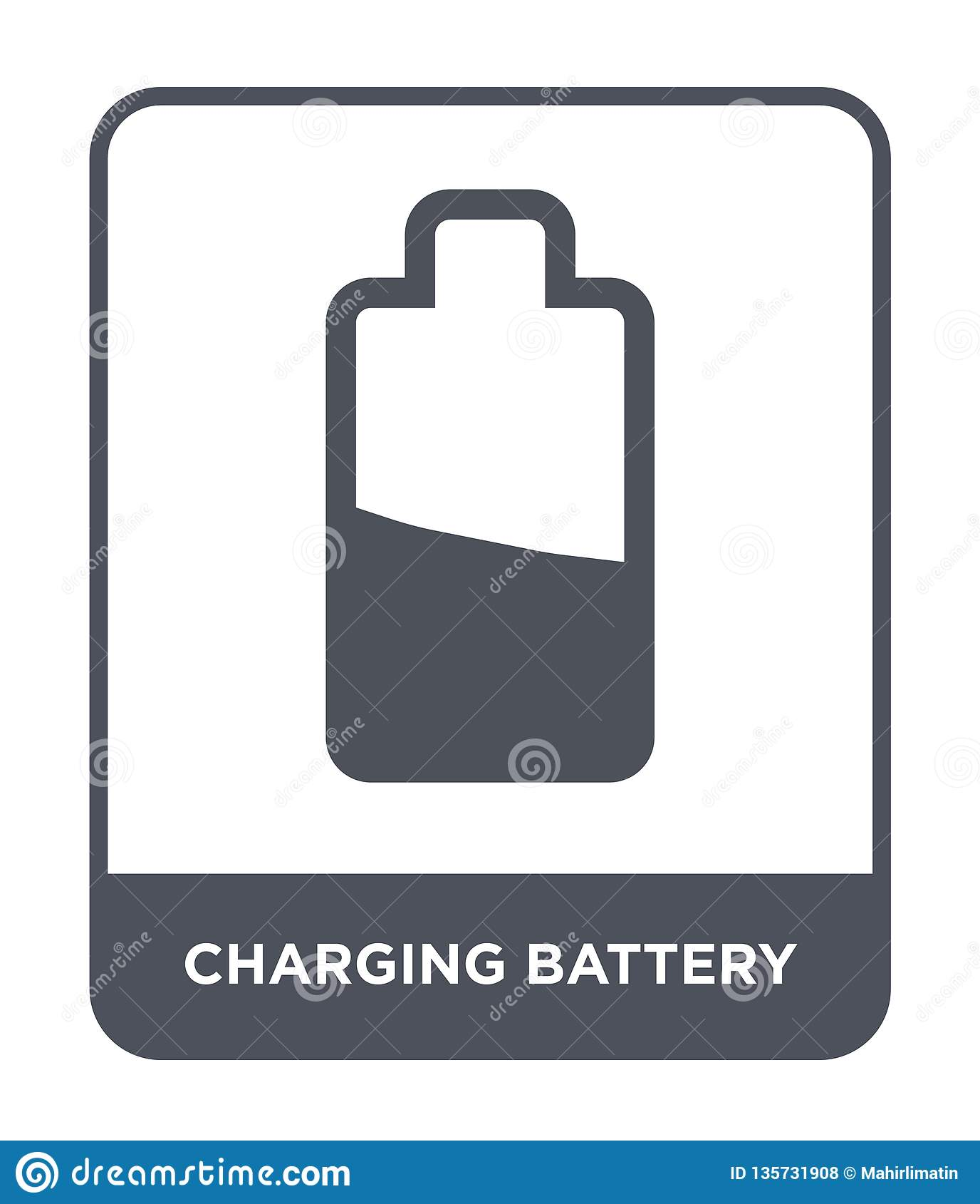 Sito Per Caricare Foto caricare l'icona della batteria nello stile d'avanguardia di